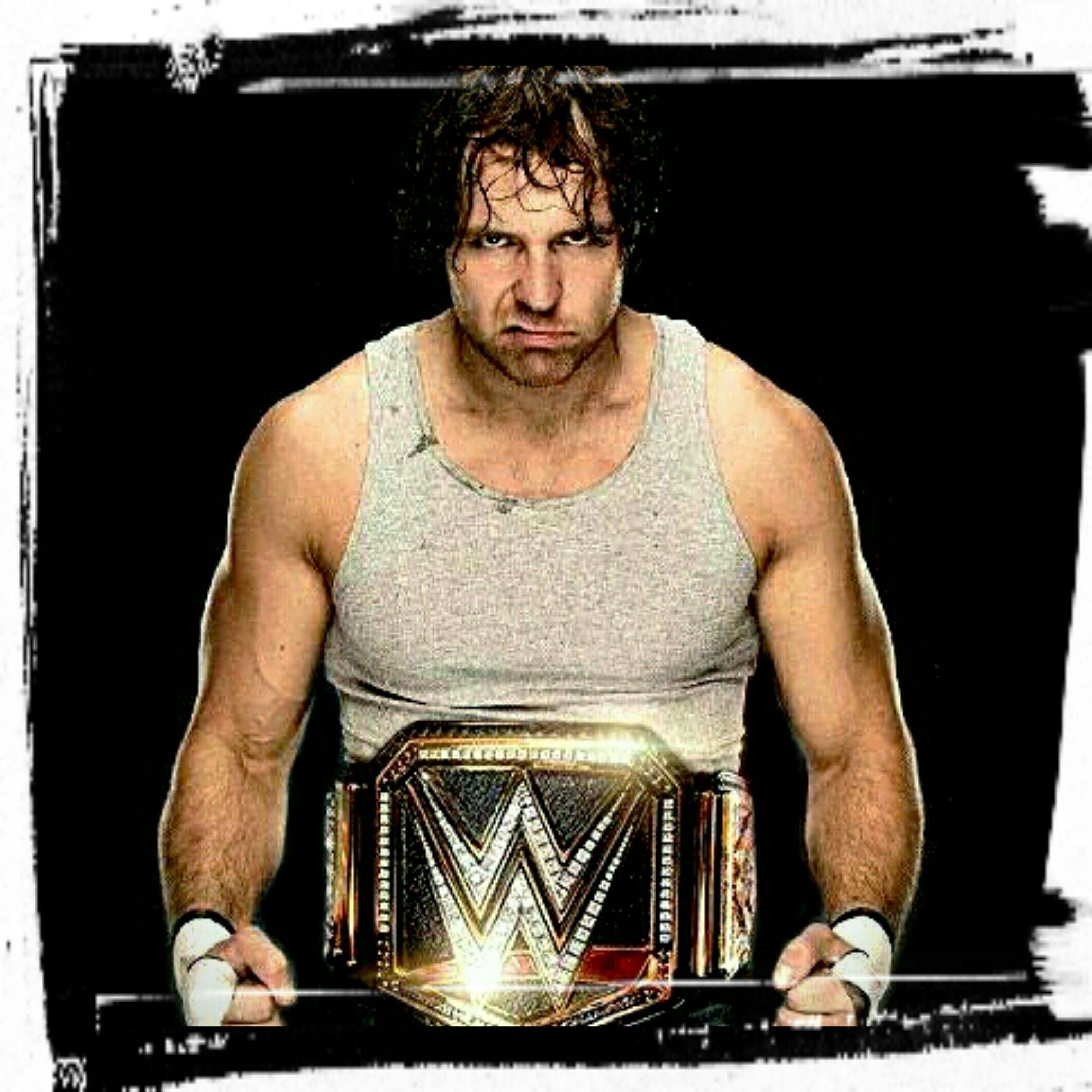 WWE Dean Ambrose Wallpapers