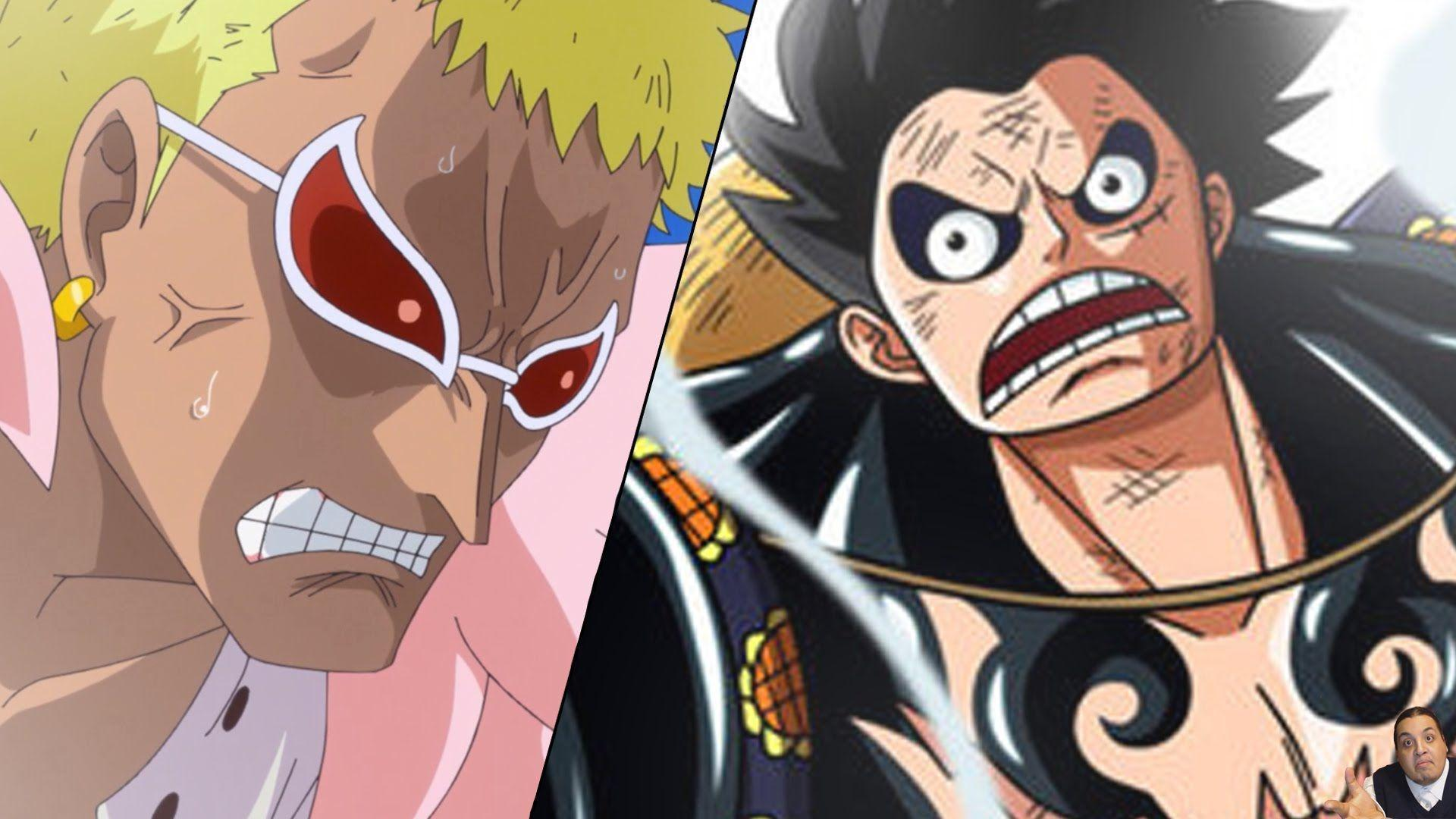 One Piece 784 Manga Chapter ワンピース Live Reaction