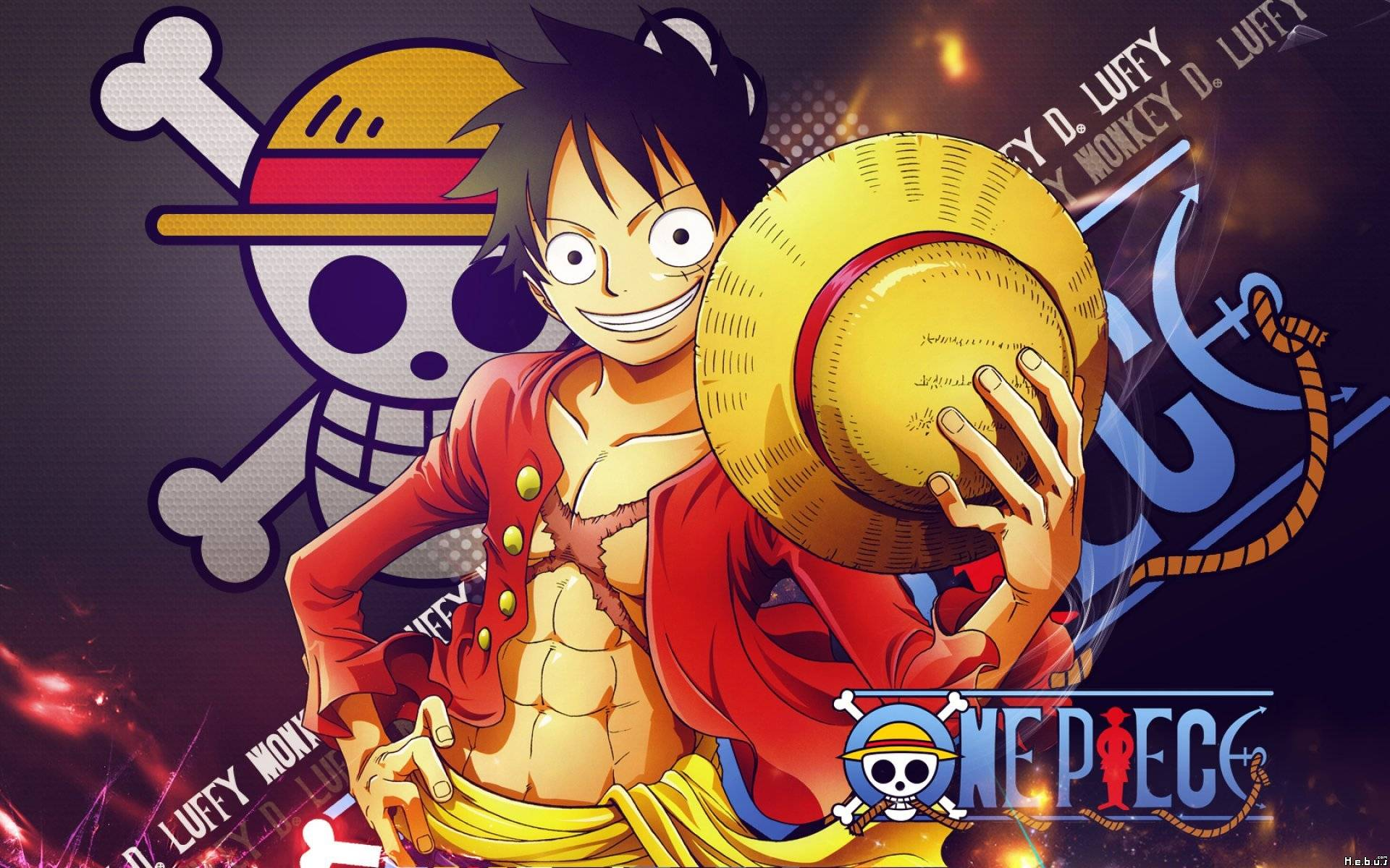 One Piece Luffy Wallpapers Wide