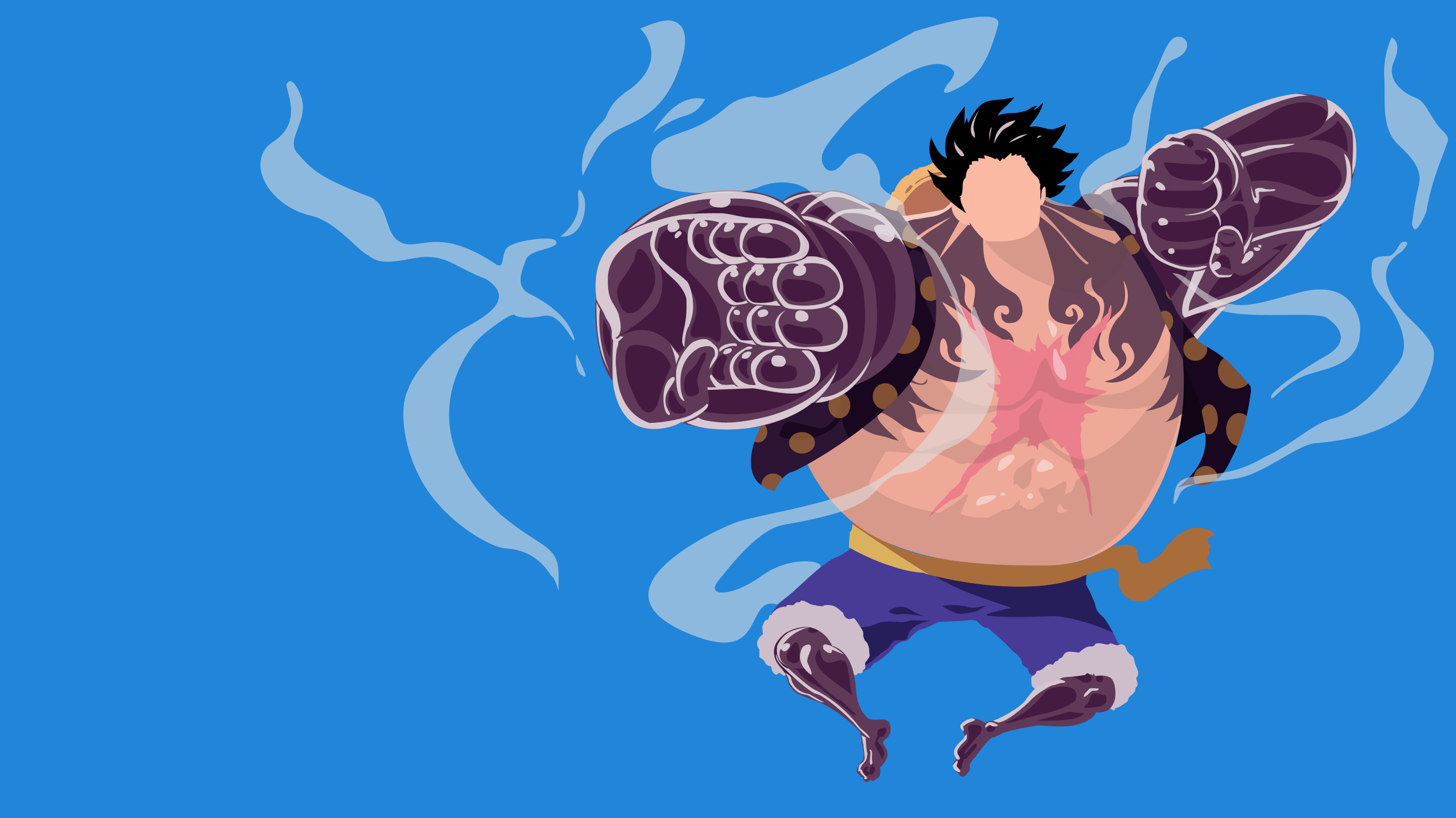 onepiece lutfy gear fourth Computer Wallpapers, Desktop