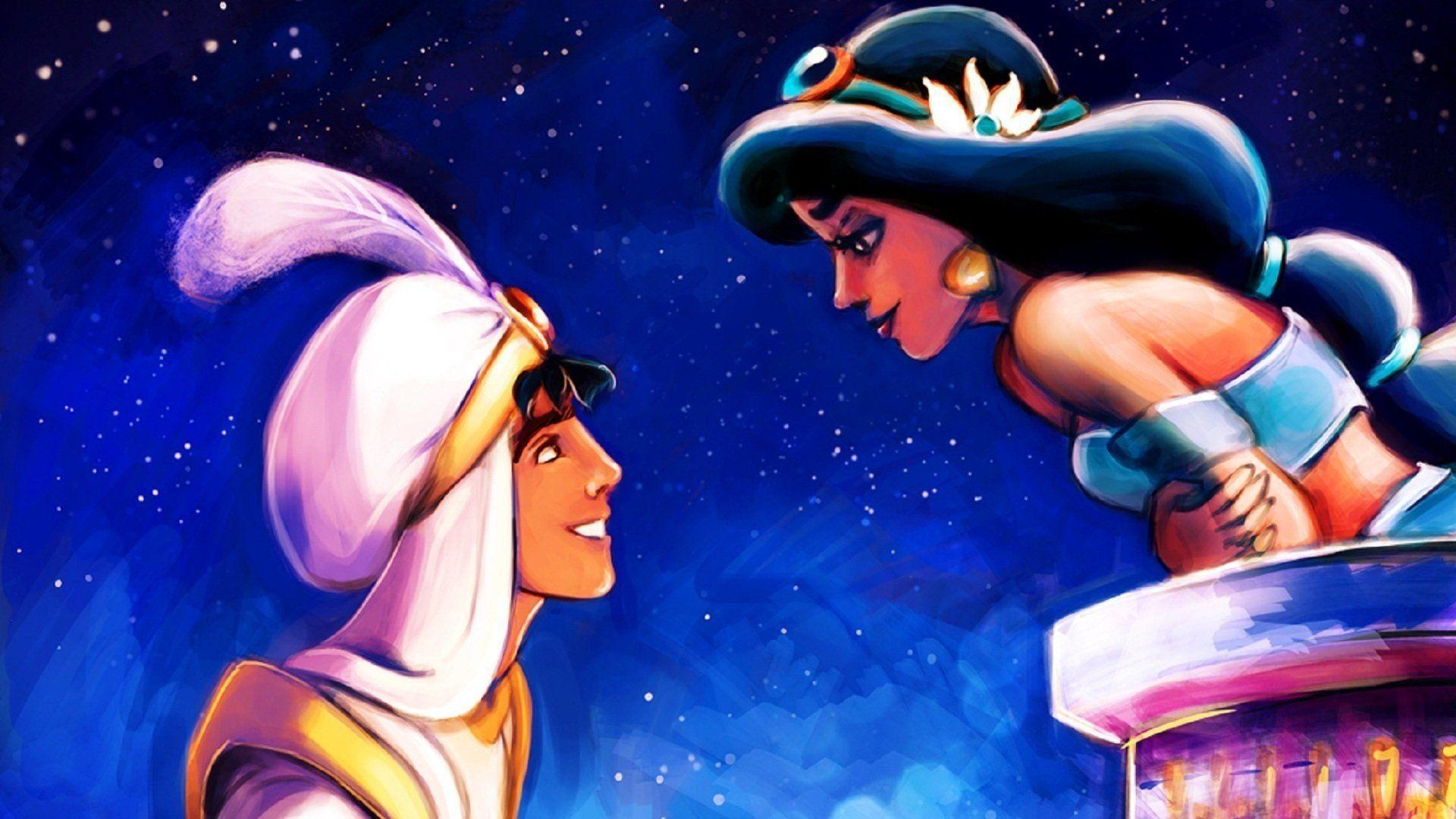 48 Aladdin HD Wallpapers | Backgrounds - Wallpaper Abyss