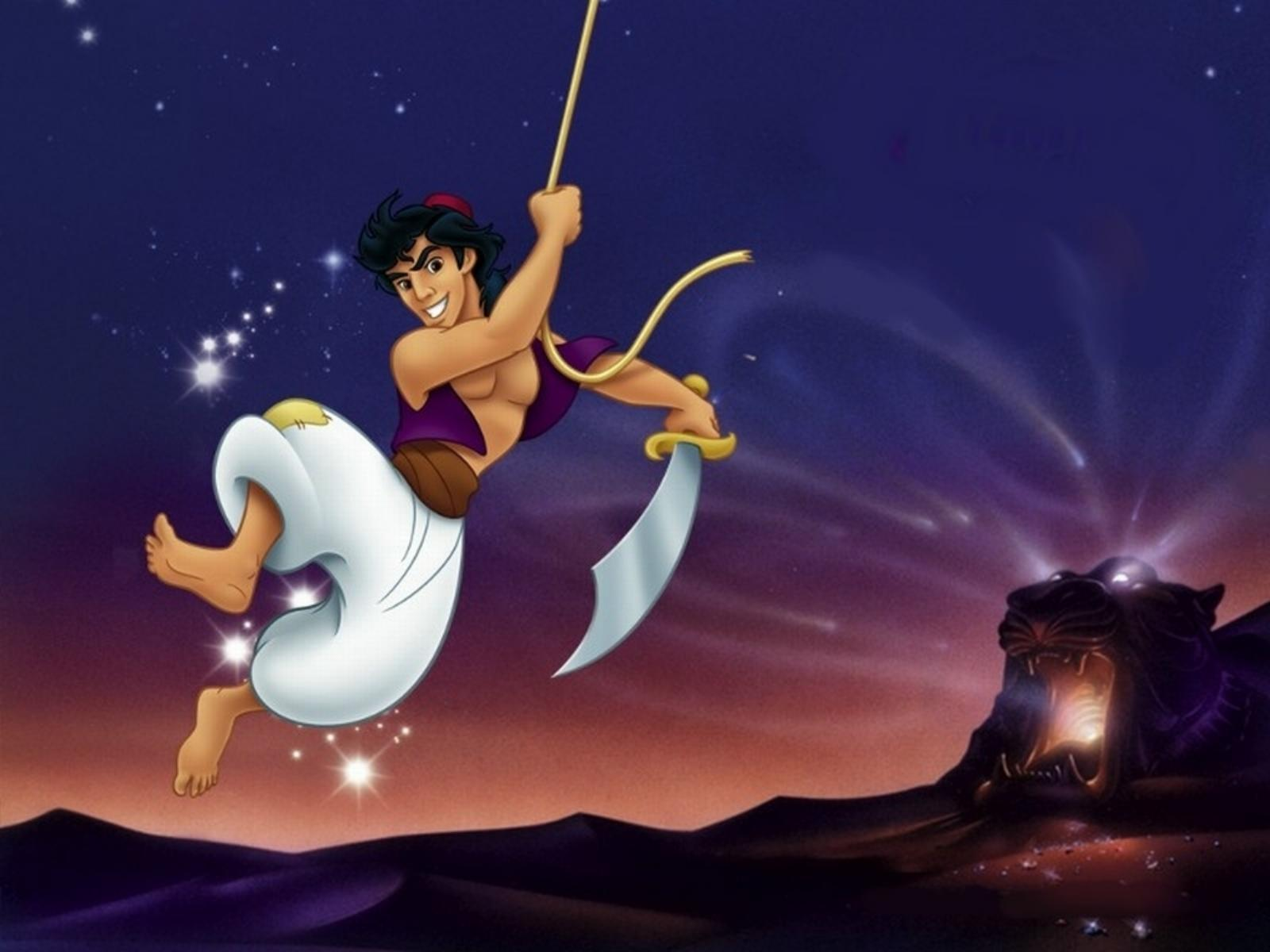 Aladdin HD Wallpapers for desktop download
