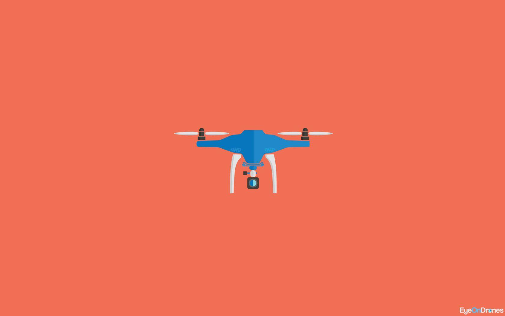 Awesome Drones and Quadcopters Wallpapers