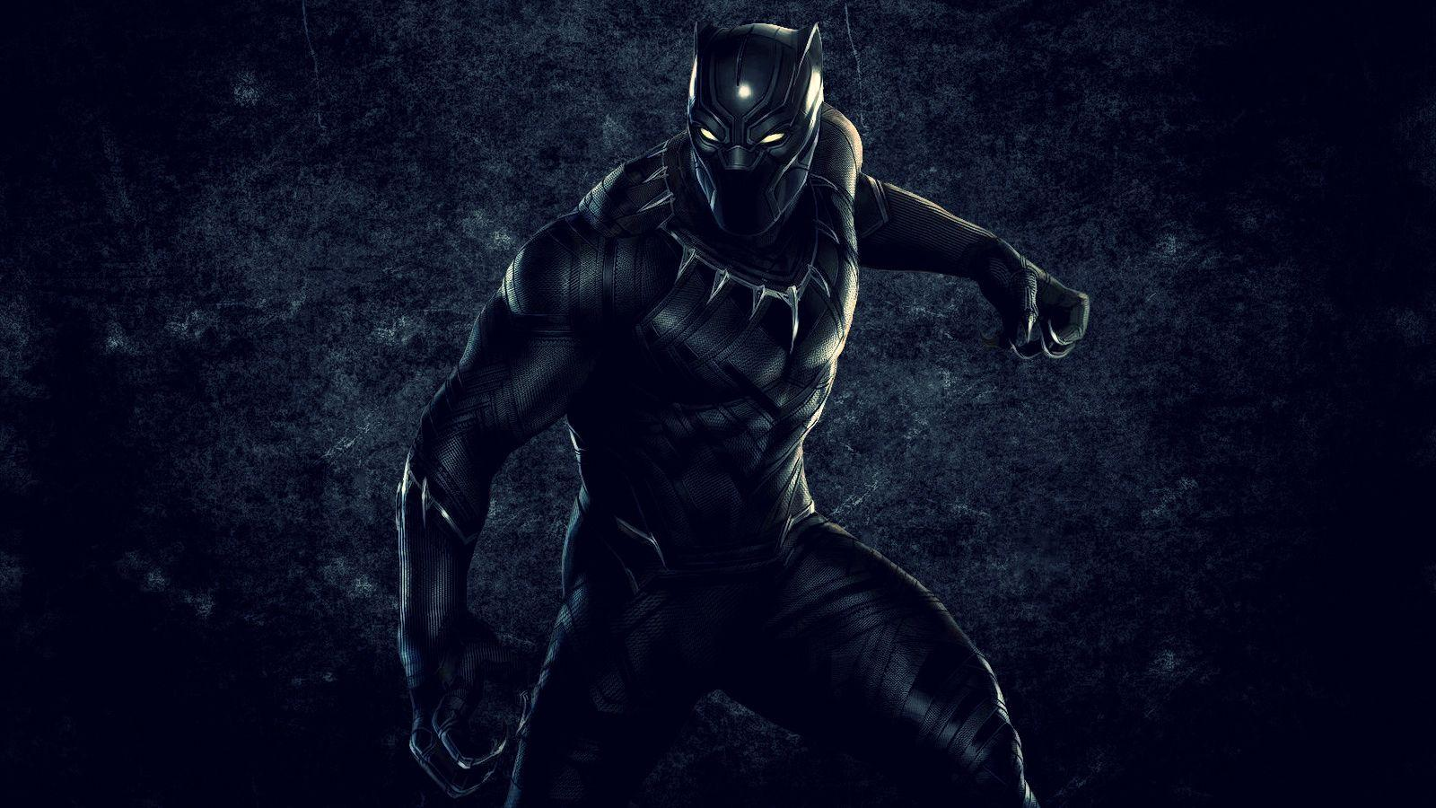 The Black Panther Wallpapers - Wallpaper Cave