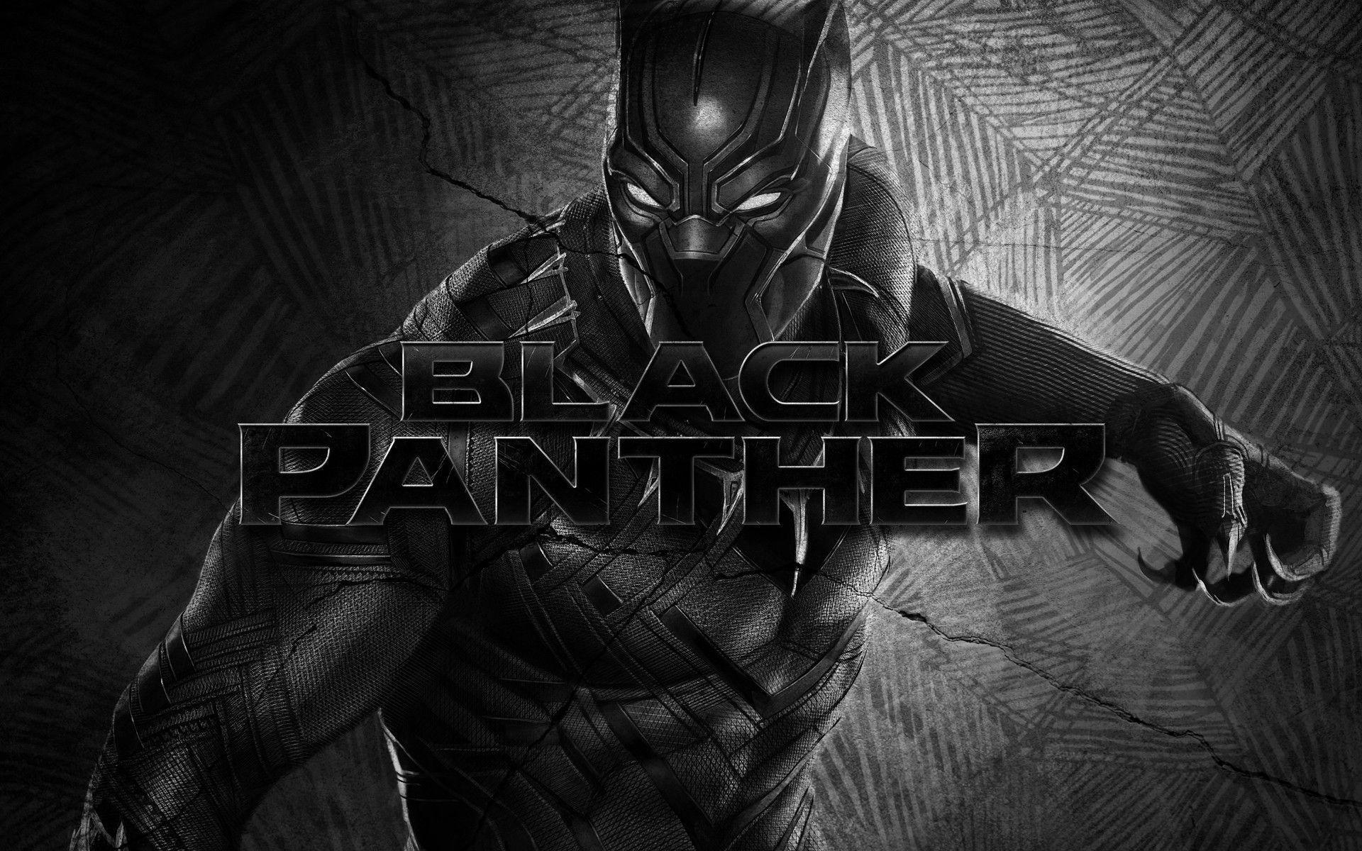 The Black Panther Wallpapers Wallpaper Cave