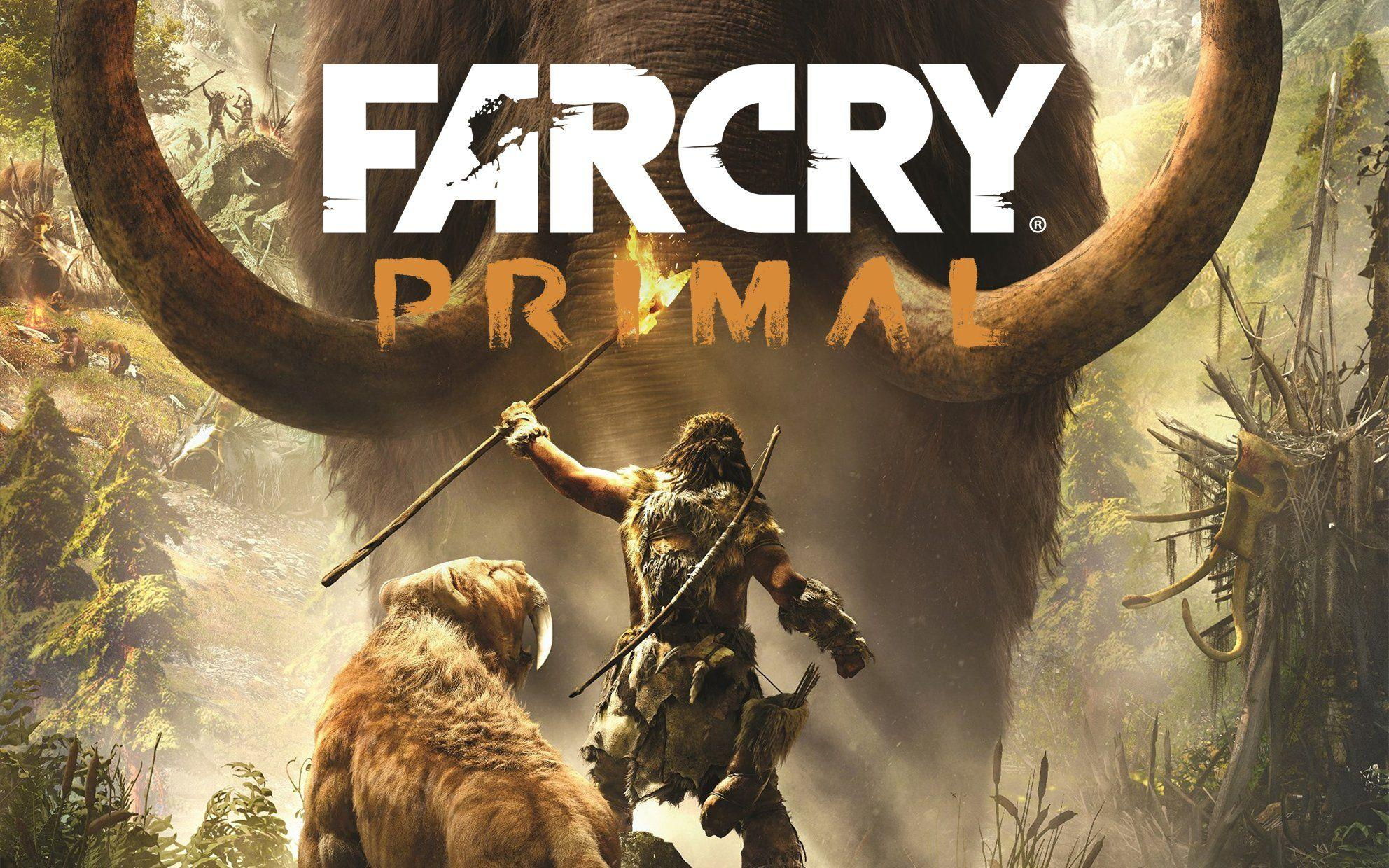 Far Cry Primal Artwork Video Games Wallpapers Hd: Far Cry Primal Wallpapers