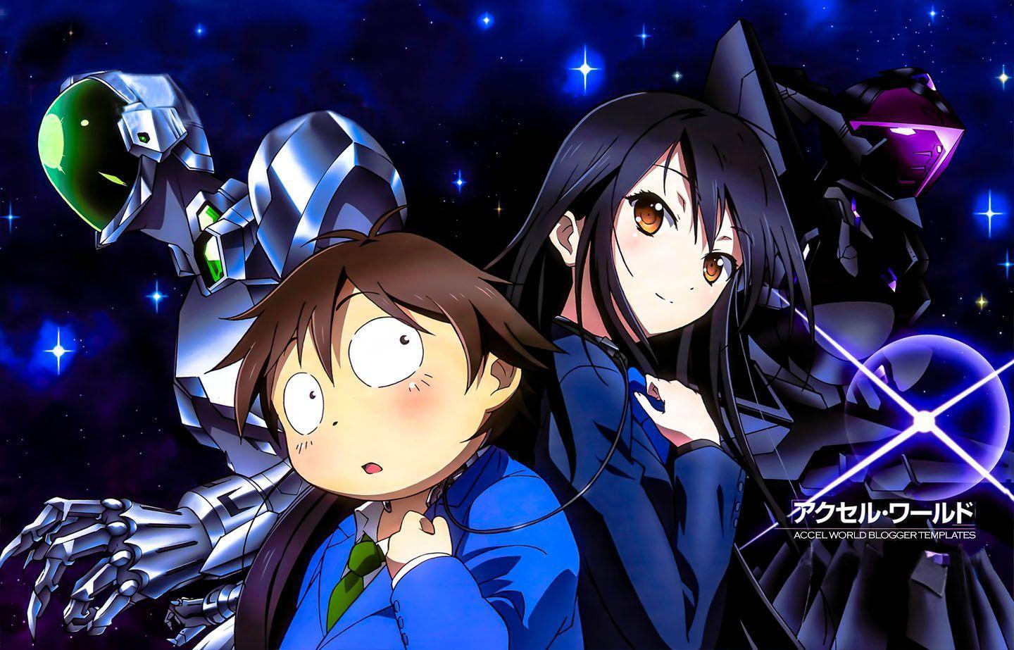 Accel World Wallpapers Wallpaper Cave