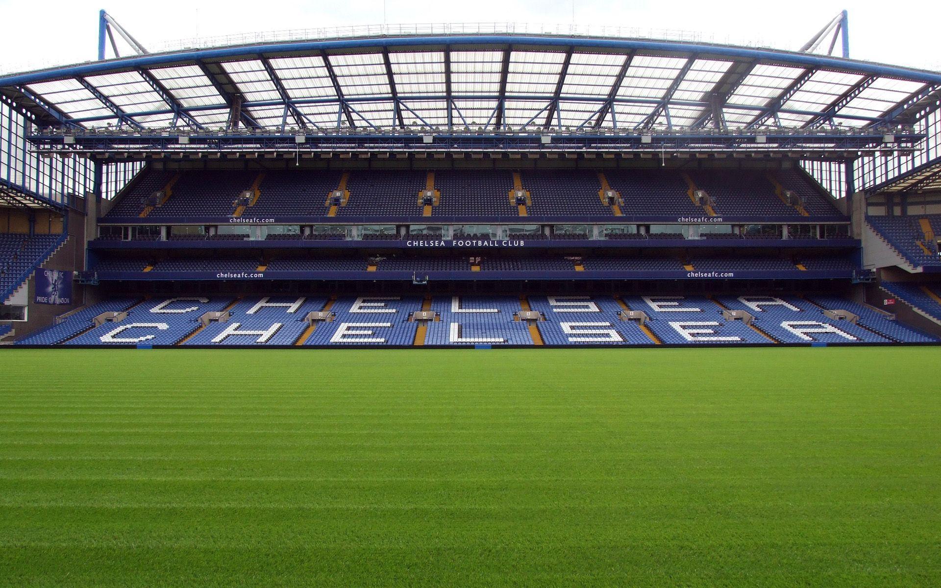 Pokemon Stadium Background Stamford Bridge Wallpa...