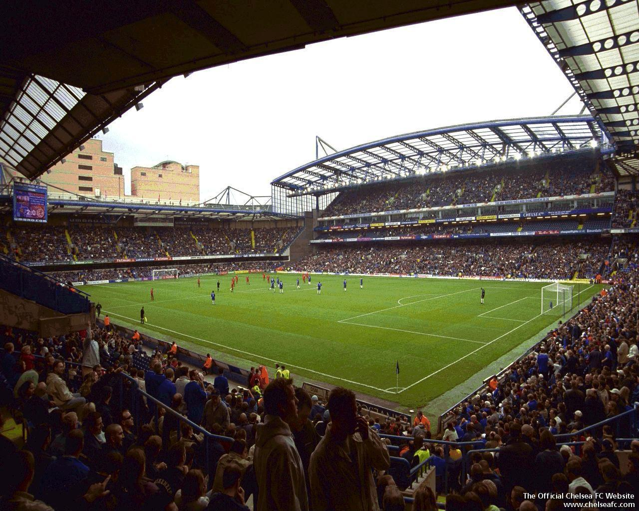 Stamford Bridge Wallpapers