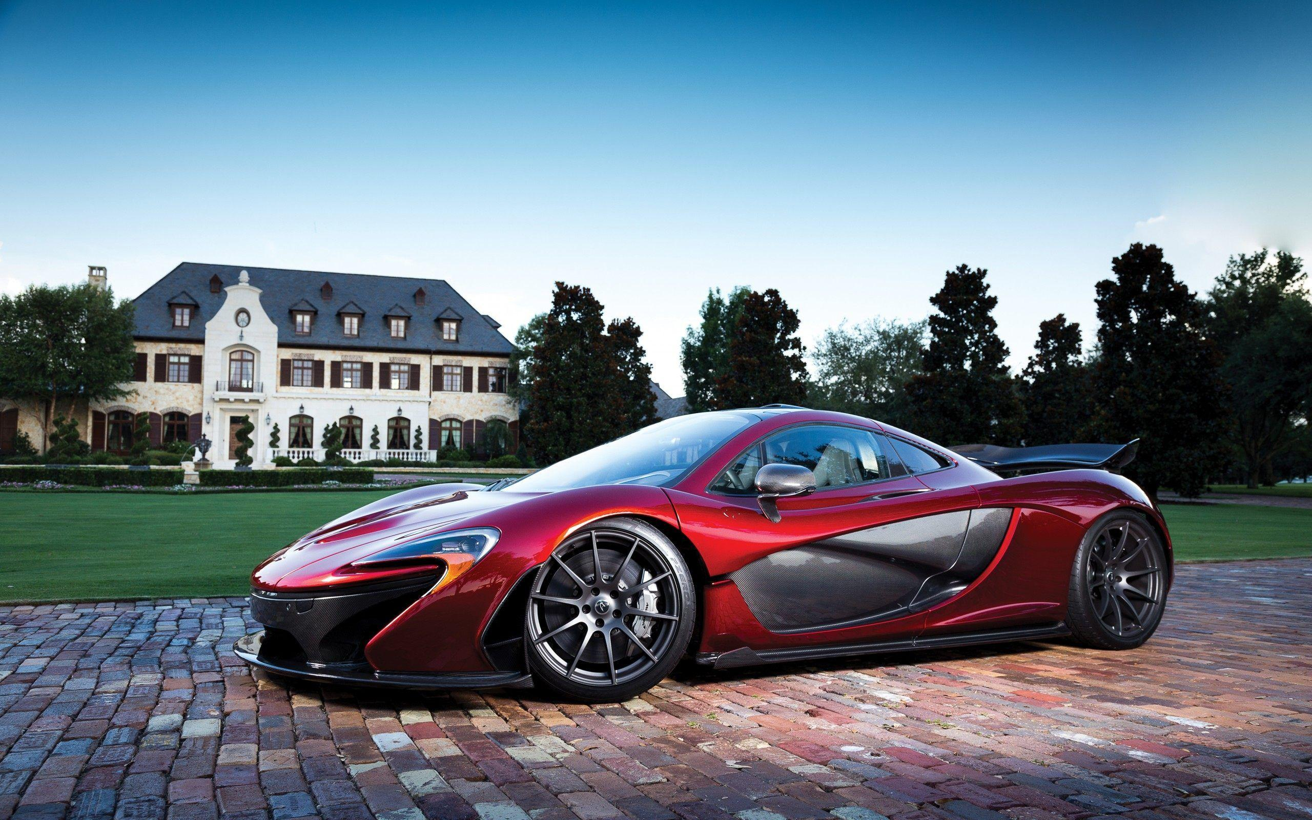 The Official McLaren Automotive Wallpapers