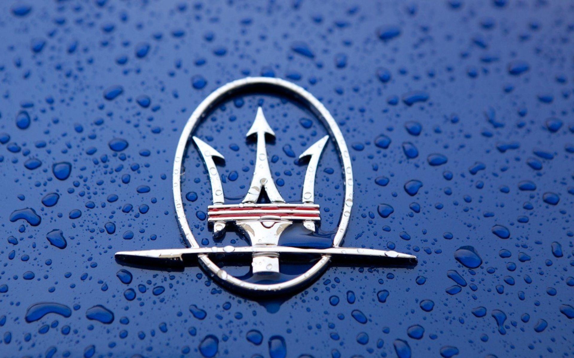 Maserati Wallpaper HD Logo Wallpaper | Maserati | Pinterest .
