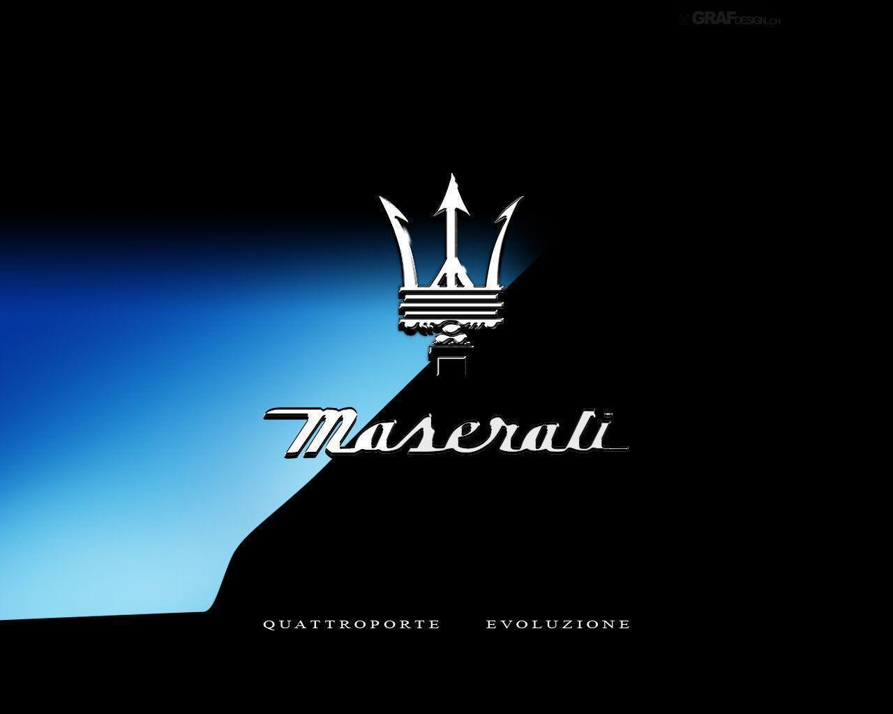 Maserati Logo Wallpaper | | Maserati | Pinterest | Logos, Cars and .
