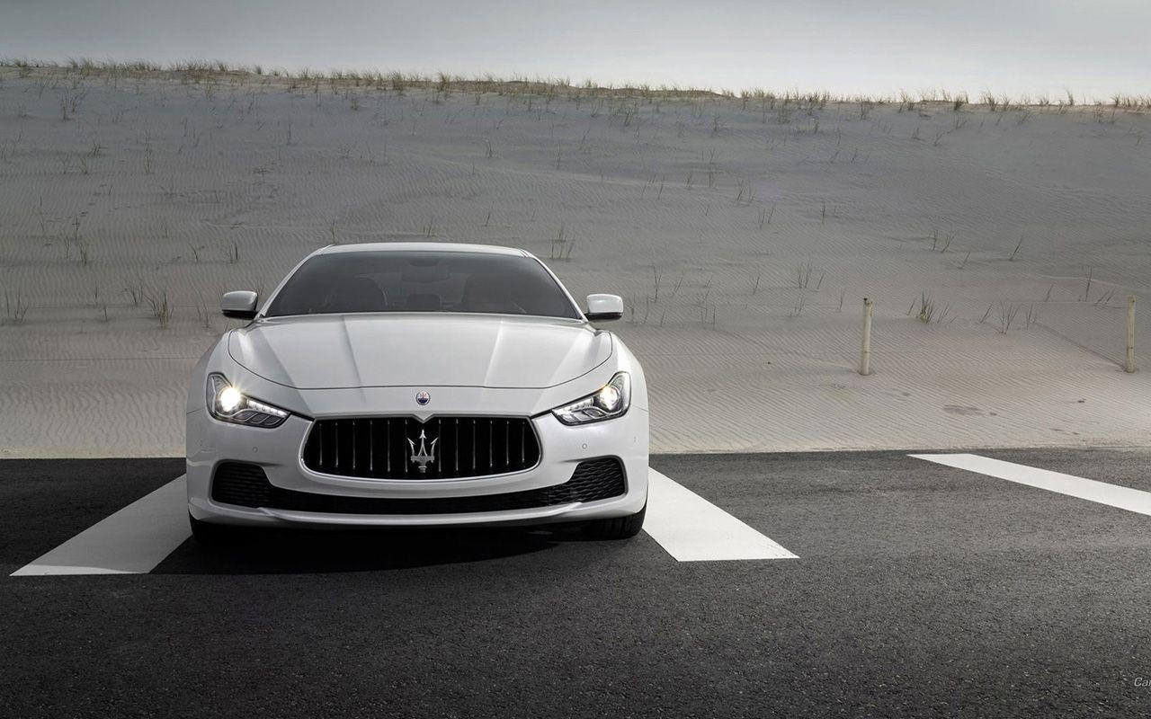 Maserati Logo Wallpapers Wallpaper Cave
