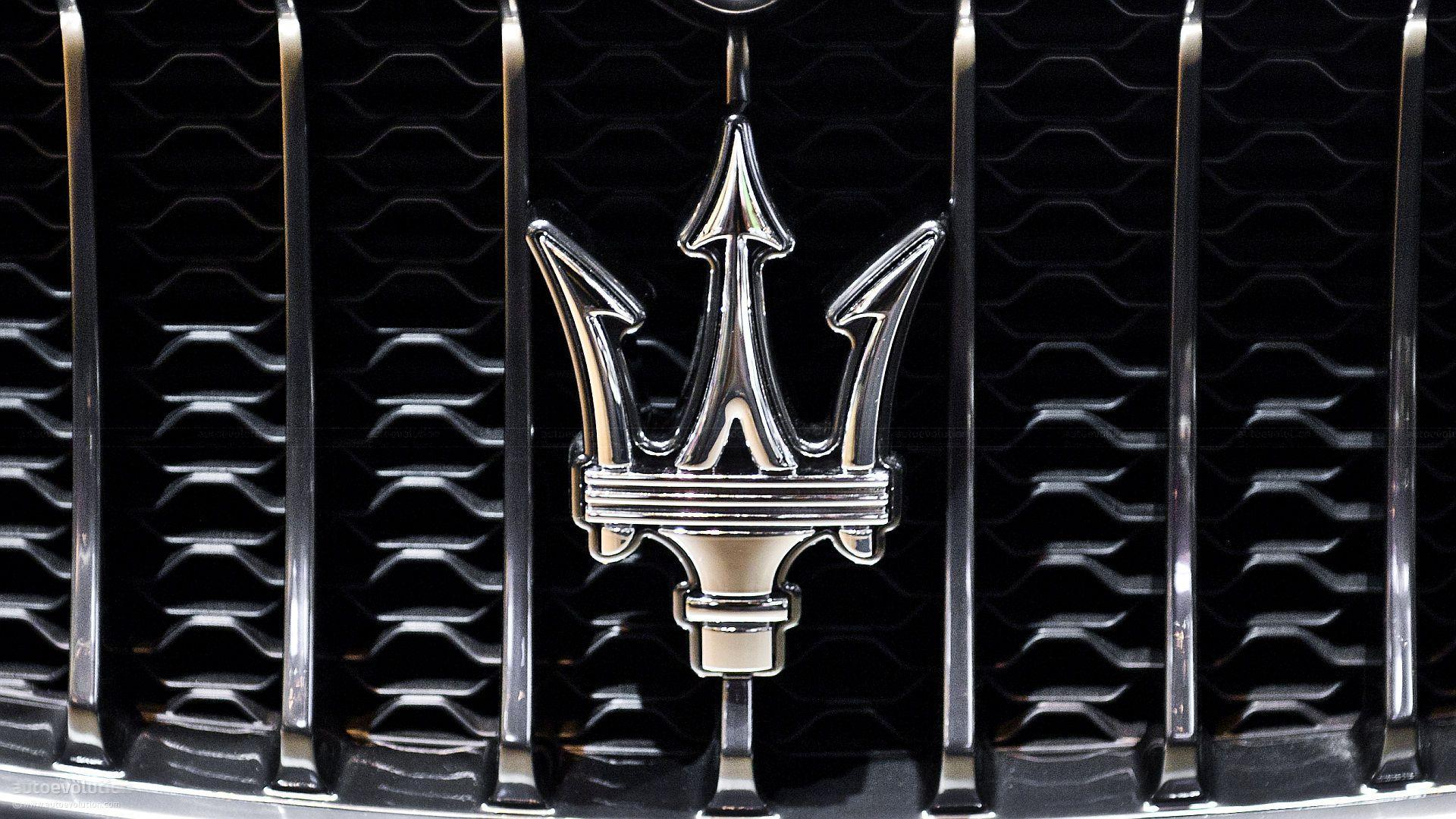maserati logo wallpapers pictures