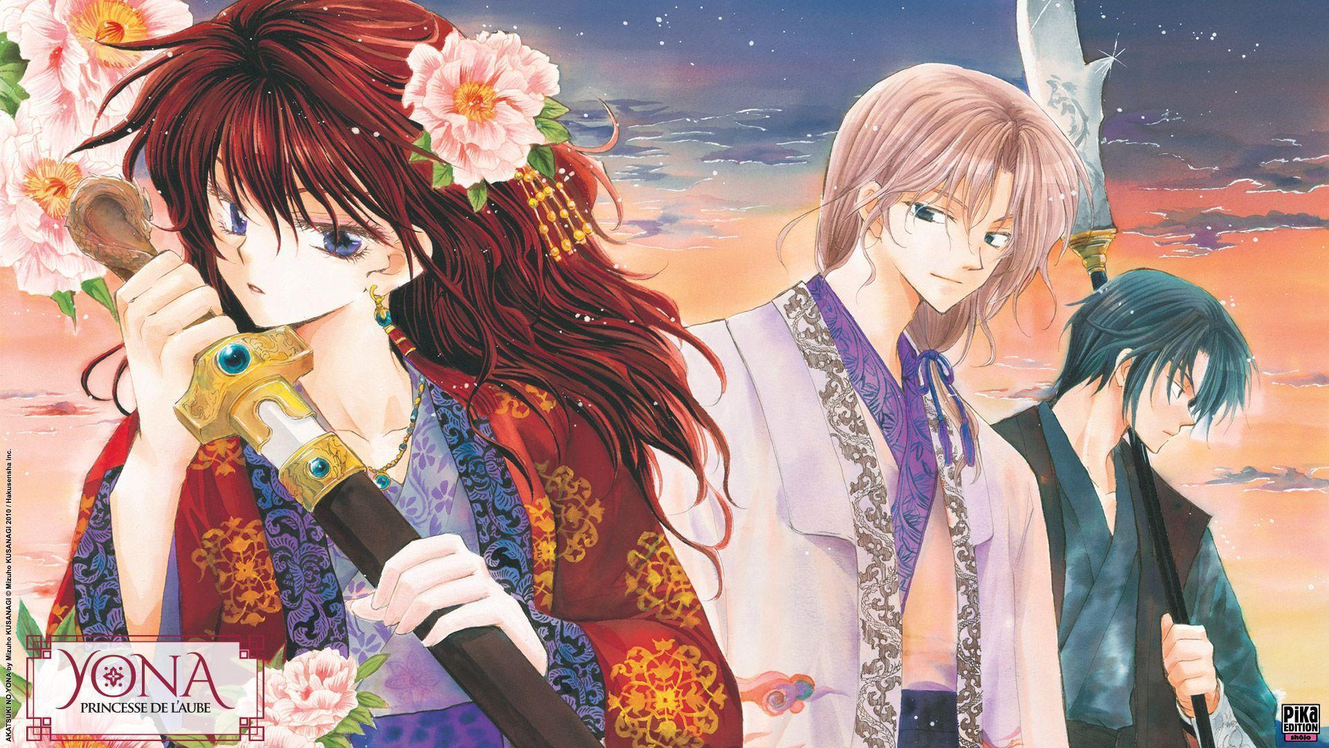 Akatsuki no yona wallpapers wallpaper cave - Wallpaper anime hd untuk pc ...