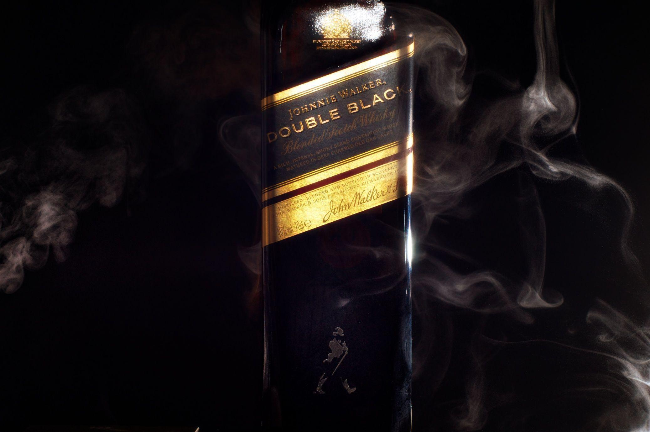 Johnny Walker Double Black Label - HD Wallpapers, HD Pictures and ...