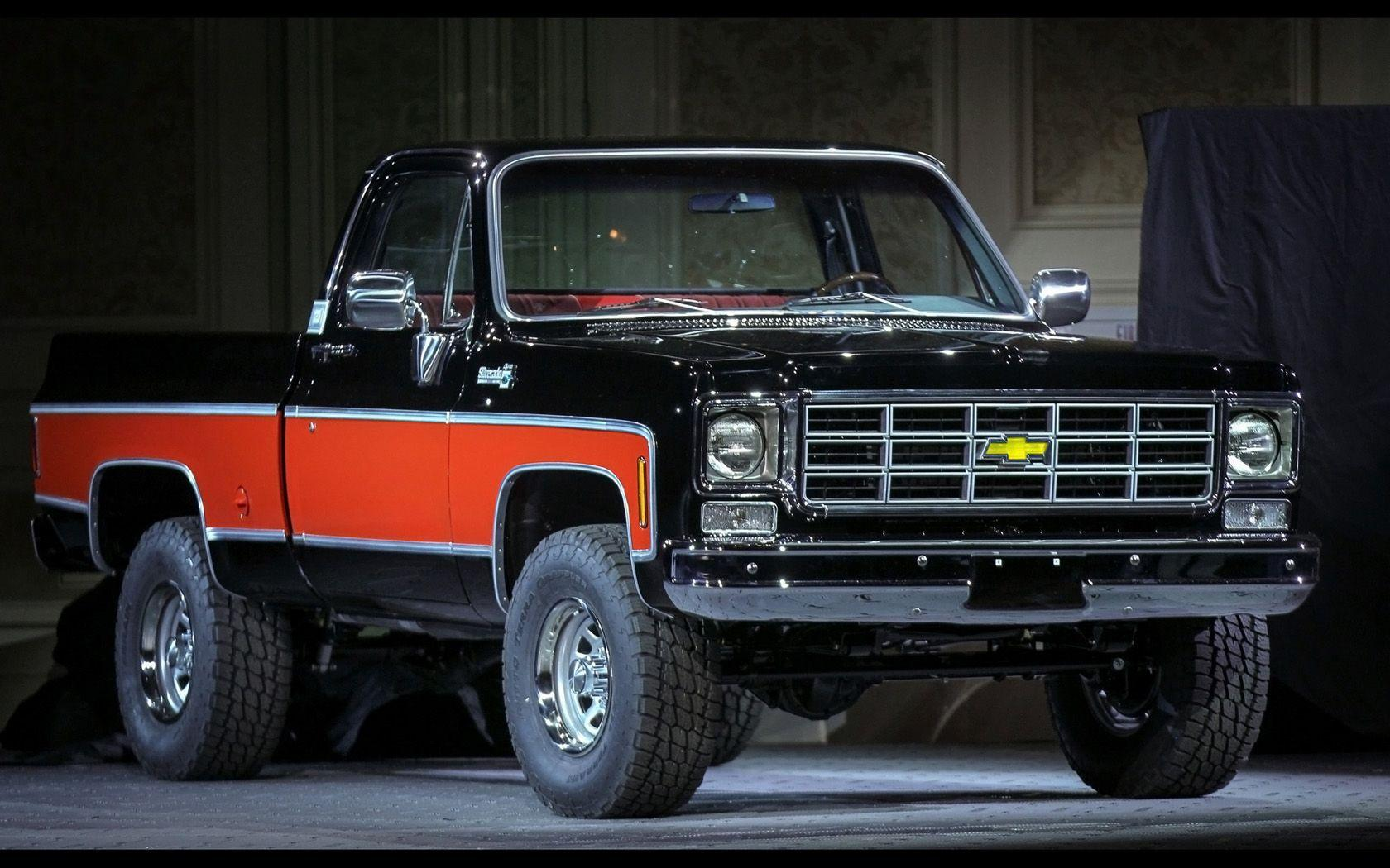 Chevy Trucks Wallpapers - Wallpaper Cave