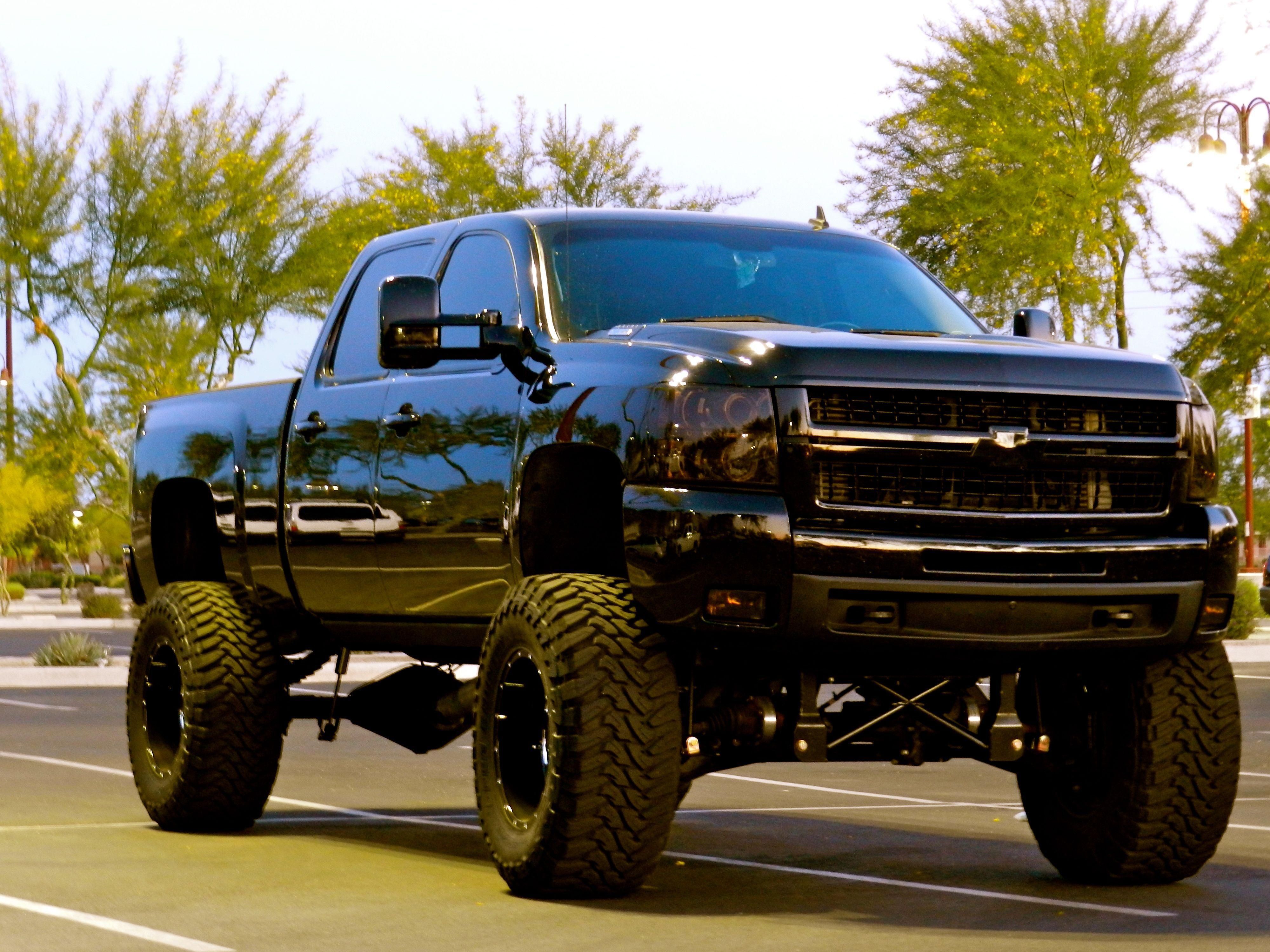 Lifted Trucks Wallpapers Wallpaper Cave