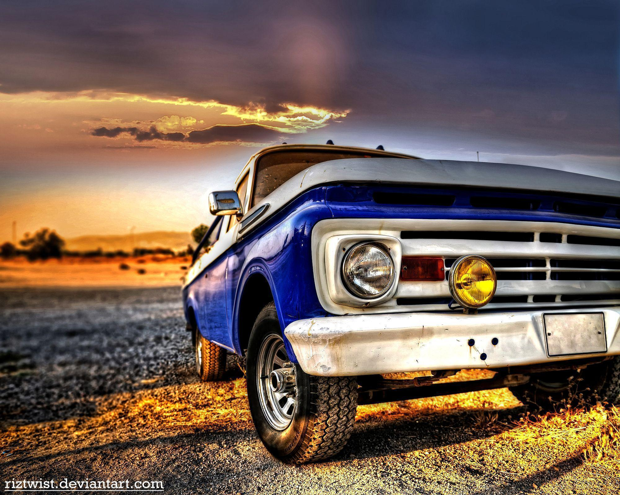 Chevy Trucks Wallpapers Wallpaper Cave 1955 Ford F100 Screensaver Download Old Truck Gallery