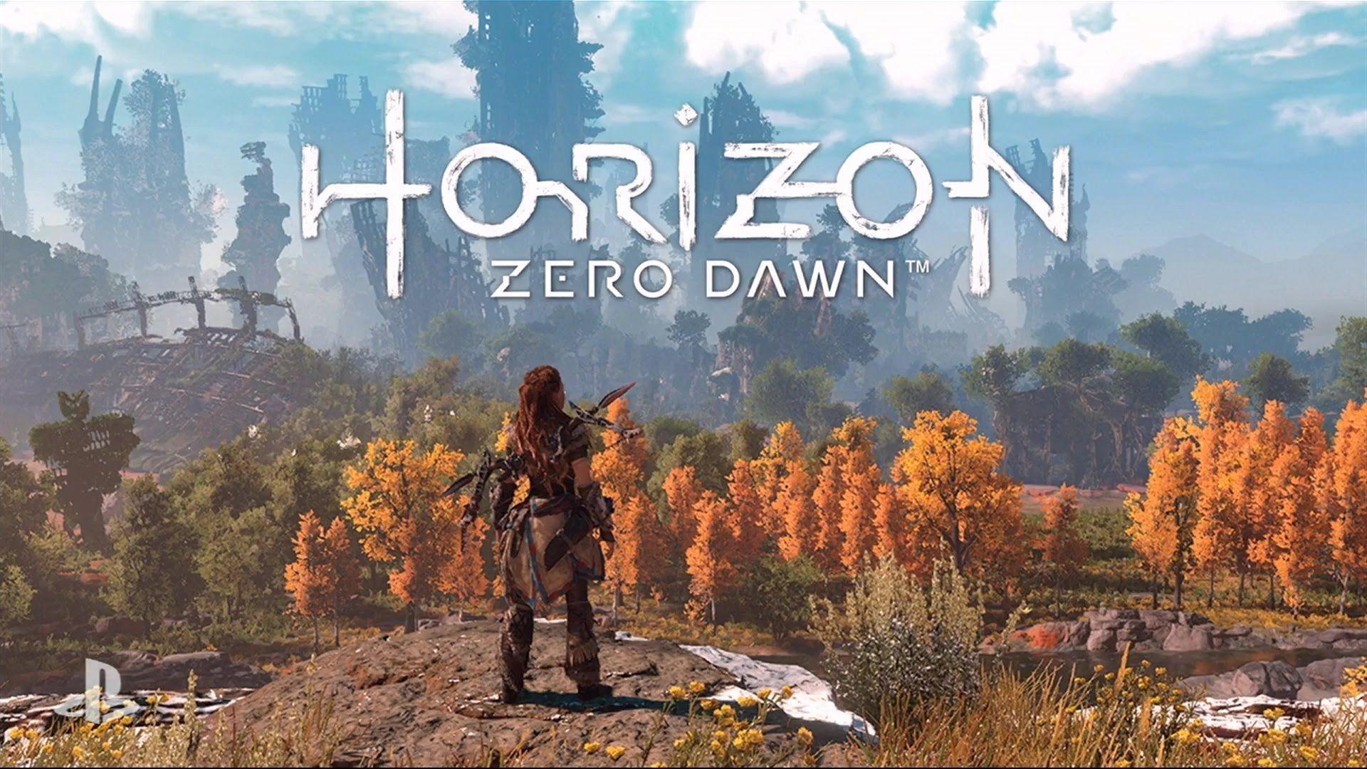 Horizon Zero Dawn Wallpapers - Wallpaper Cave