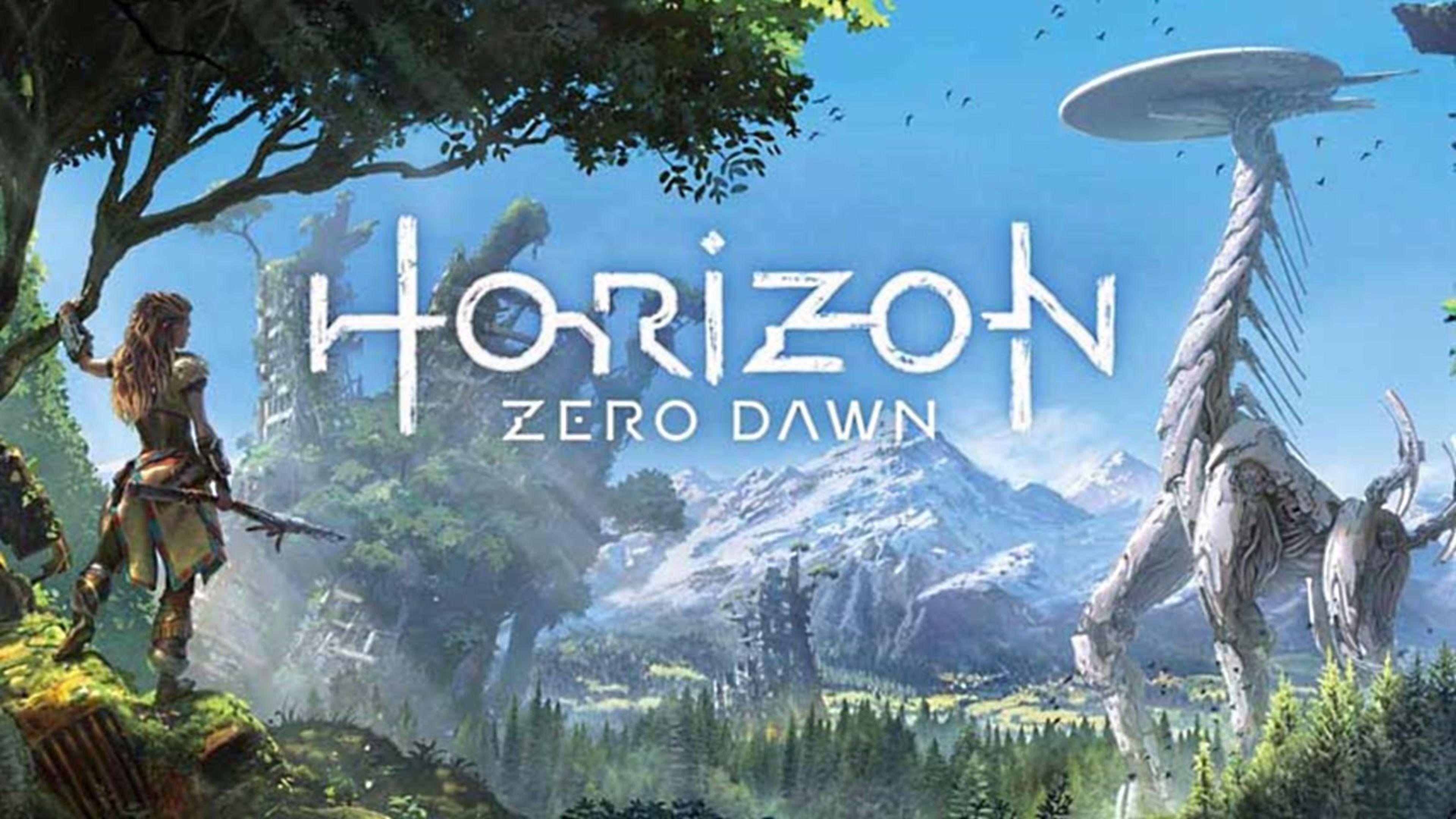 Horizon Zero Dawn Wallpapers Wallpaper Cave