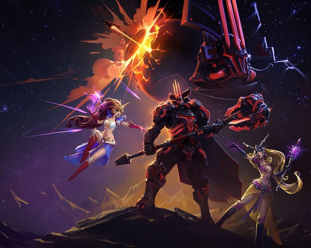 Heroes of the storm wallpapers wallpaper cave - Heroes of the storm space lord leoric ...