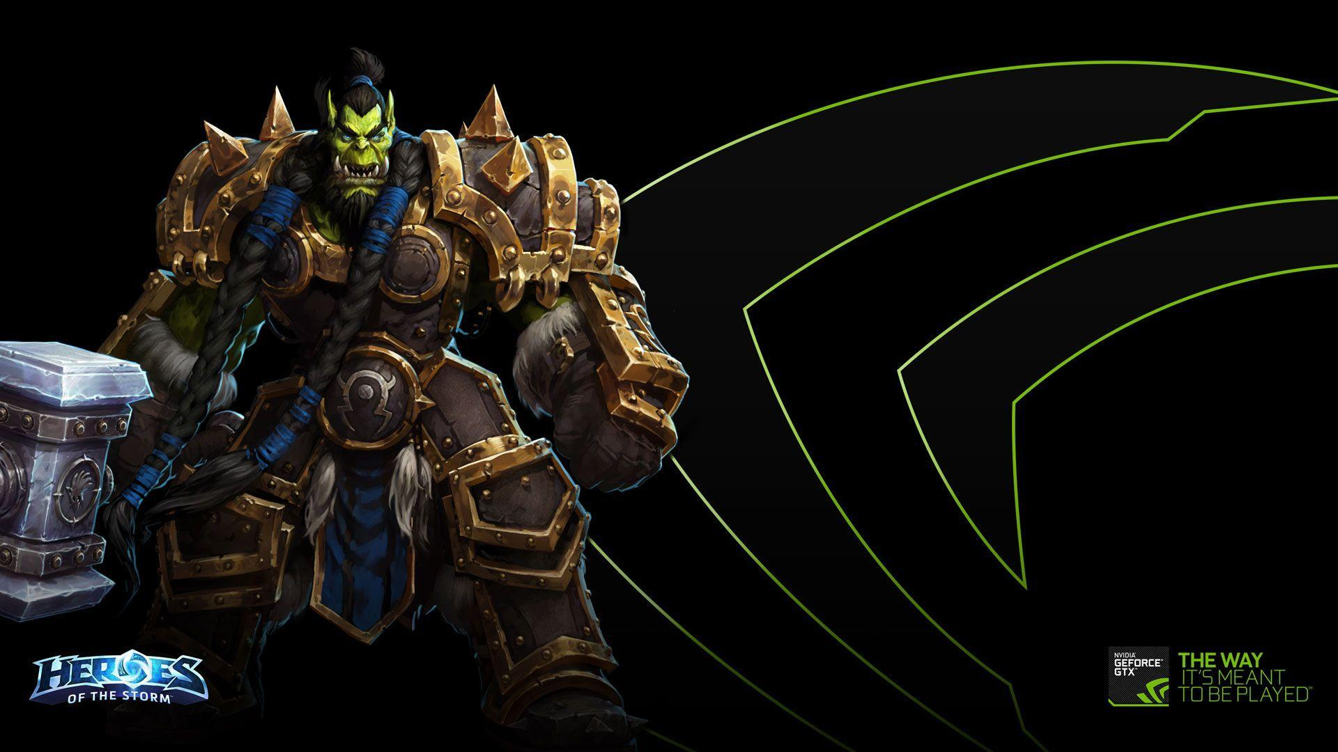 Heroes Of The Storm Wallpapers Wallpaper Cave