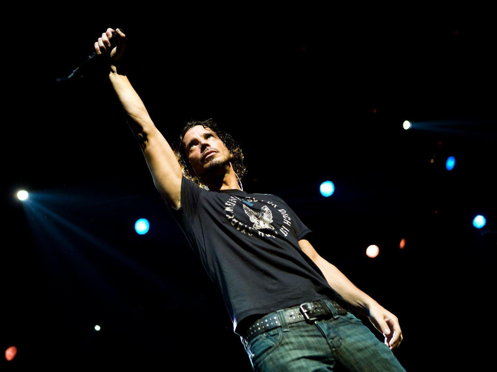 9 HD Chris Cornell Wallpapers
