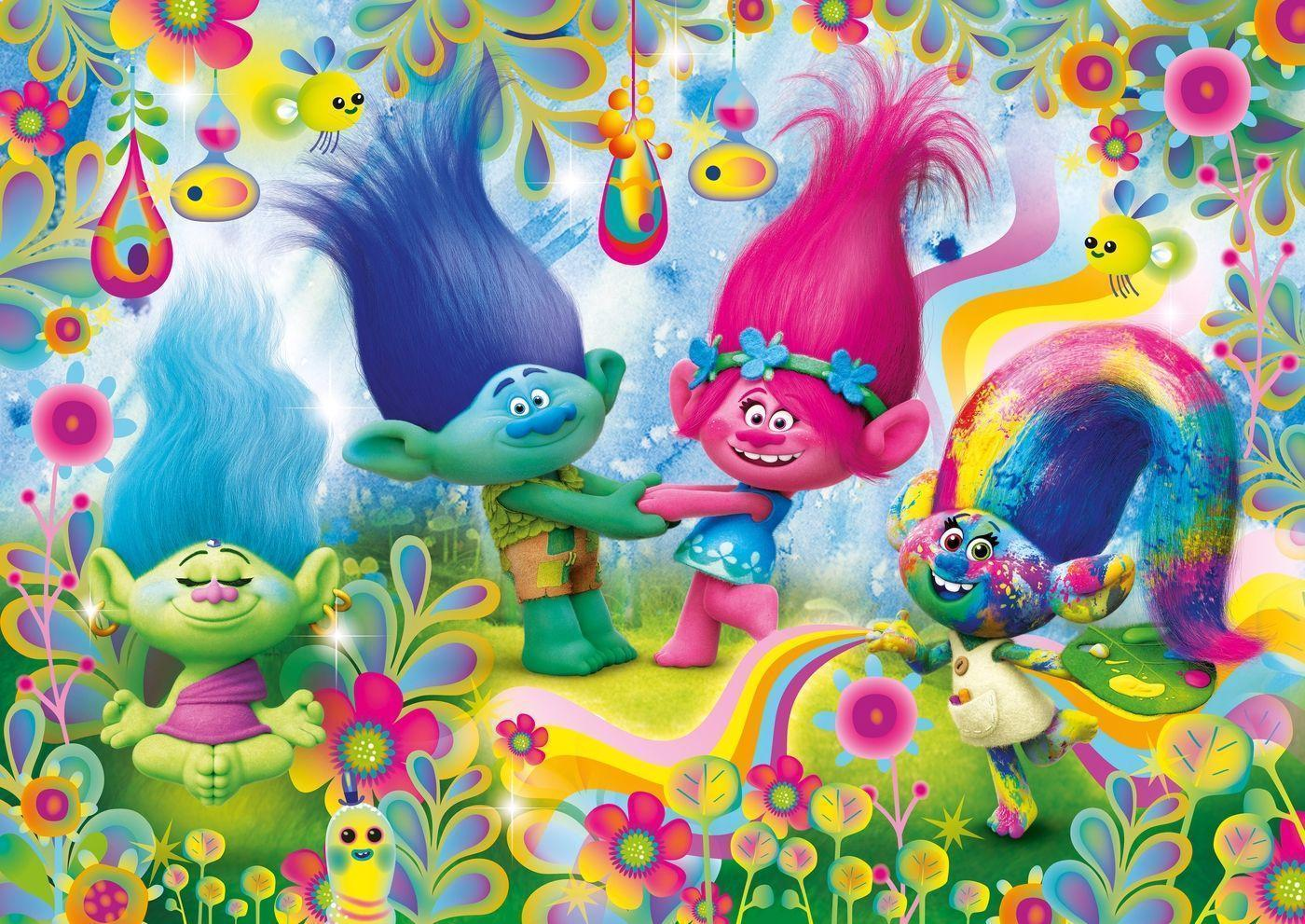 Trolls Wallpapers Wallpaper Cave