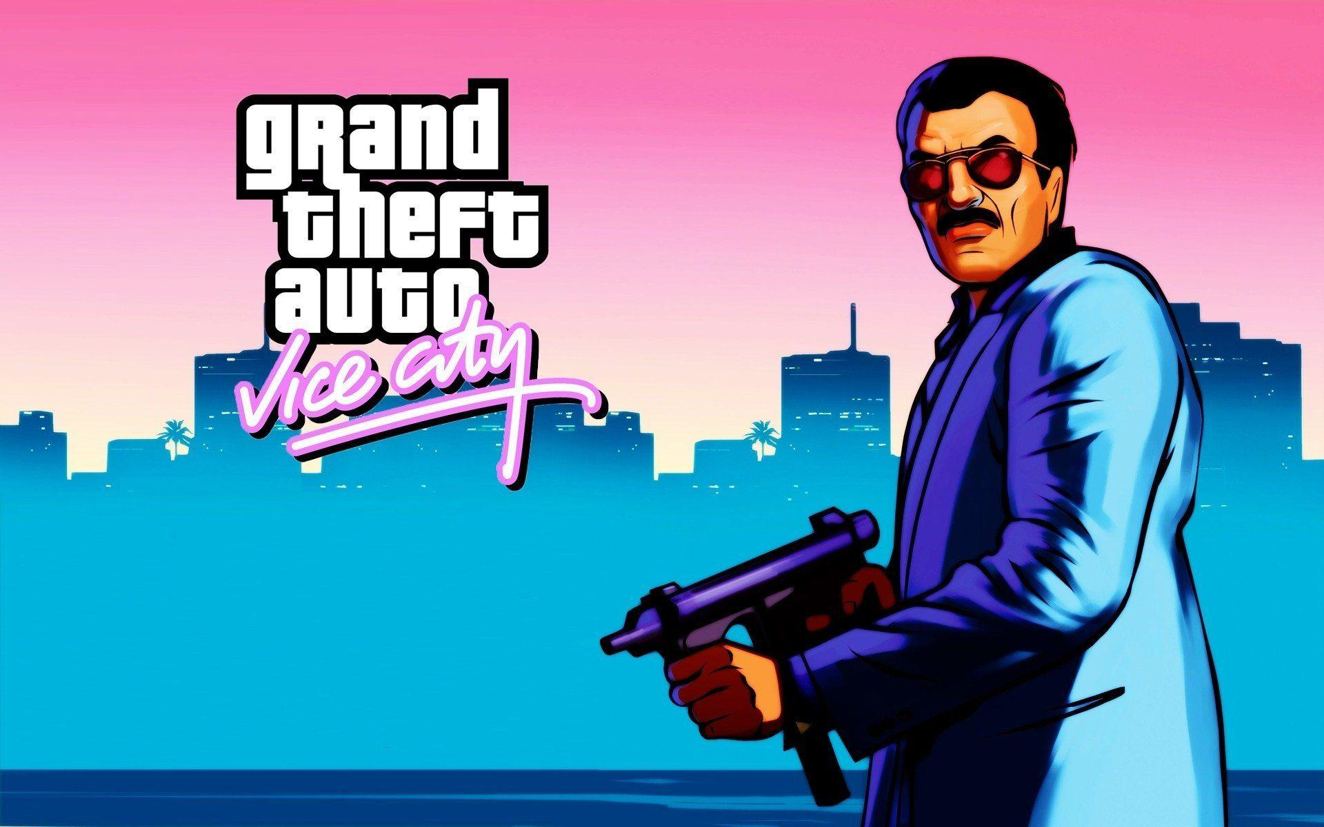 9 Grand Theft Auto: Vice City HD Wallpapers