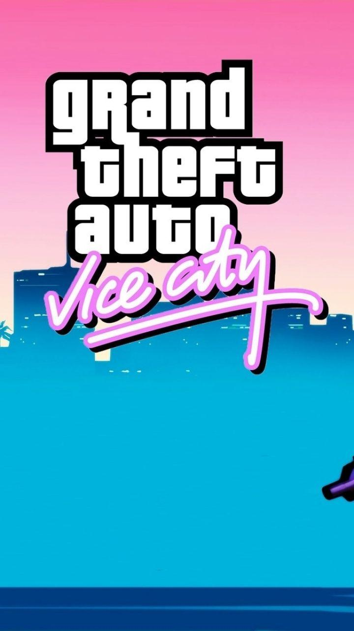 Grand Theft Auto: Vice City - Apple/iPhone 5 - 640x1136 - 2 Wallpapers