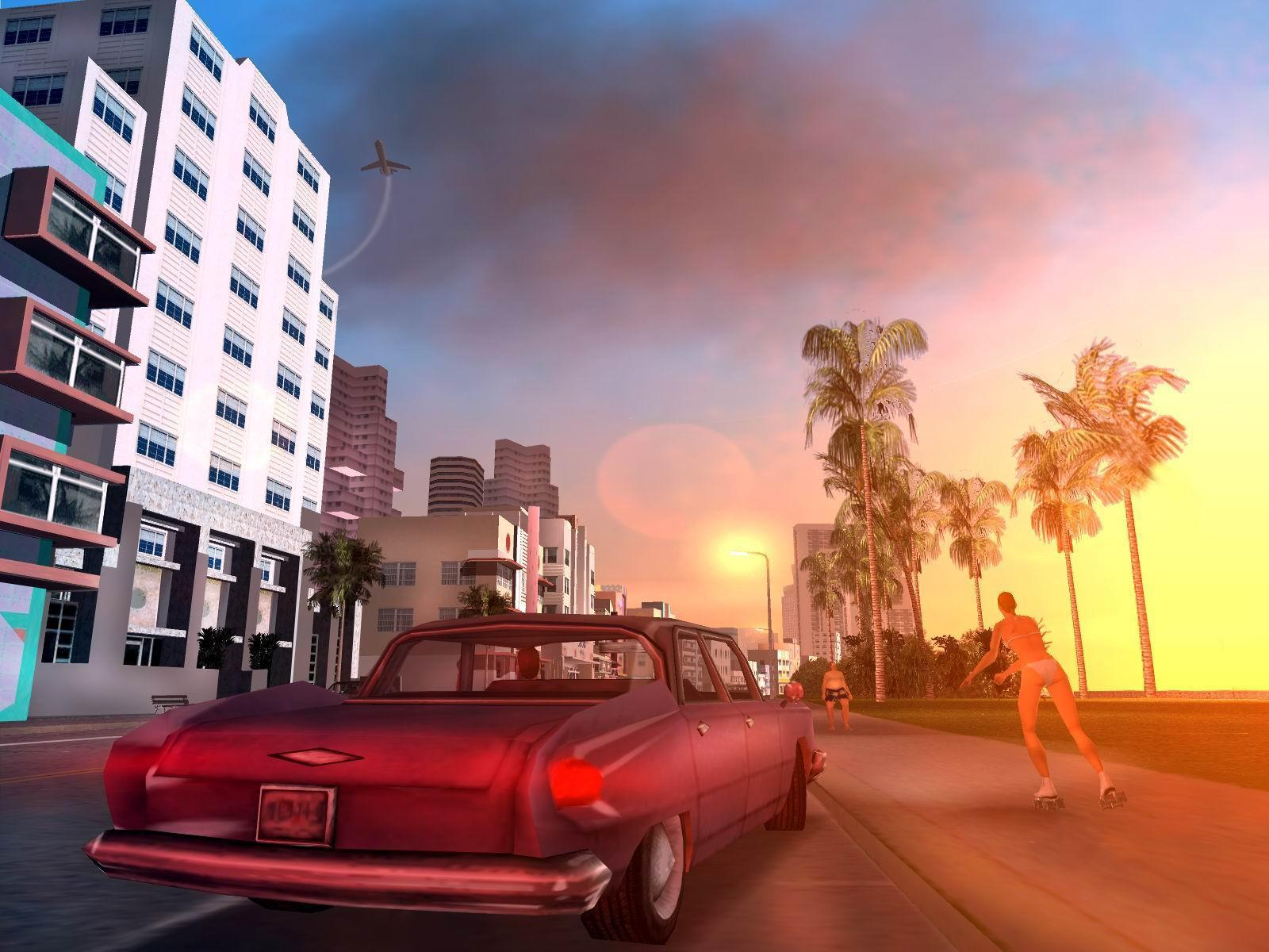 406250 Vice City Wallpapers