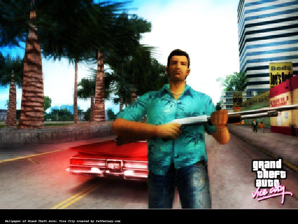 GTA Vice City Wallpapers and Maps | Worlds Best Wallpapers | Hi ...