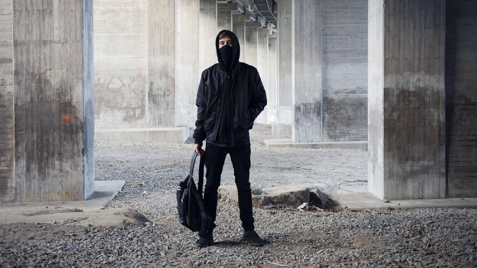 Alan Walker Face and Full Body Wallpaper | HD Wallpapers for Free ...