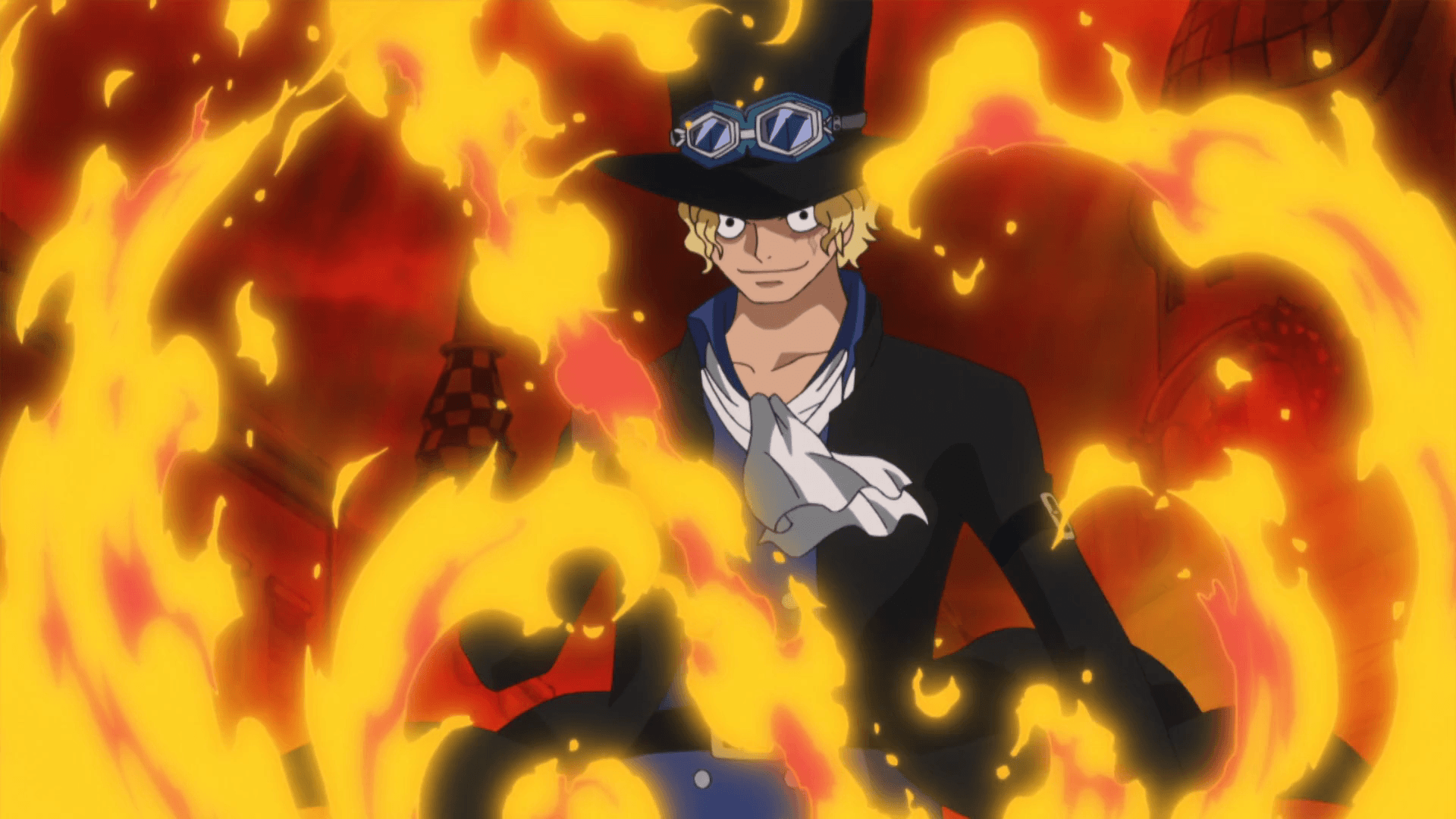 One Piece Sabo Wallpapers Wallpaper Cave