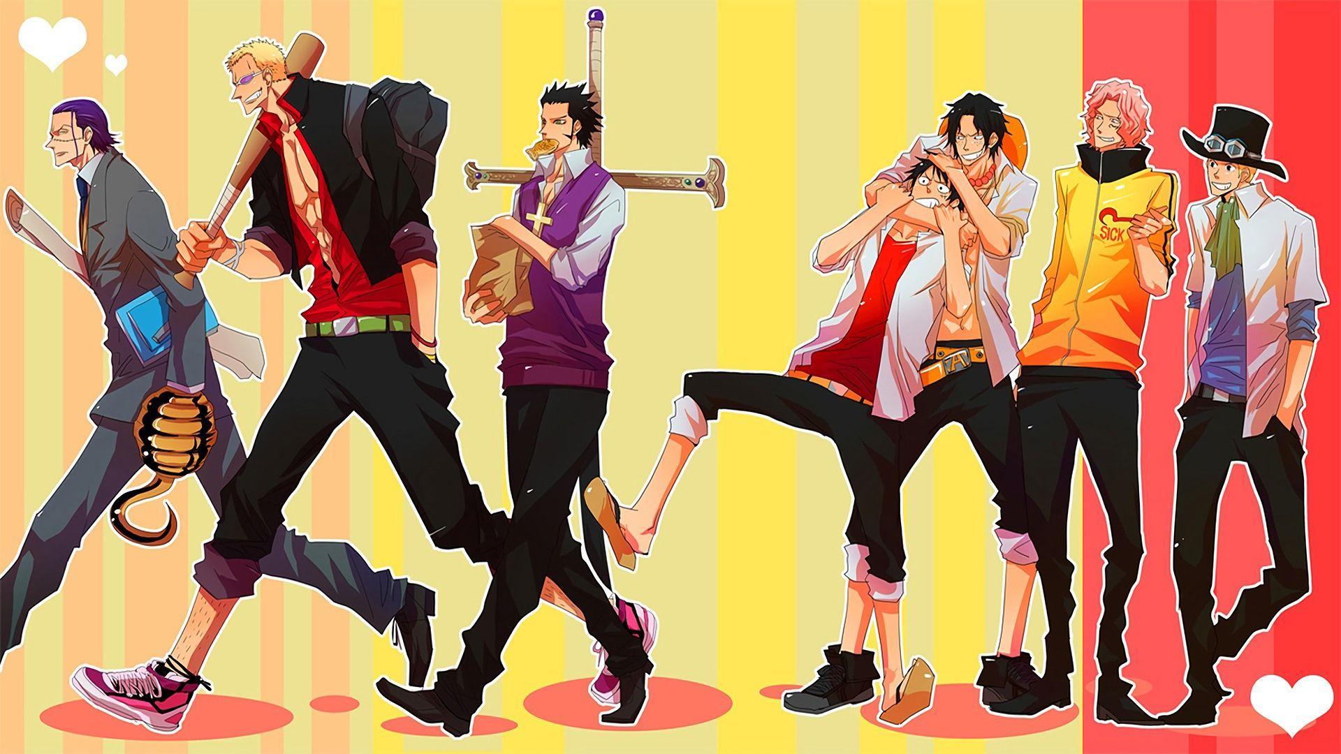 Doflamingo Wallpaper 3d One Piece Sabo ...