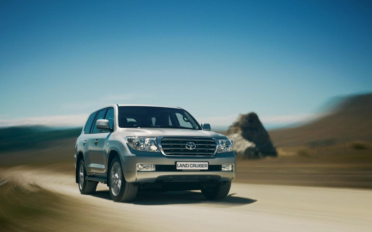 Toyota Land Cruiser Wallpapers Wallpaper Cave