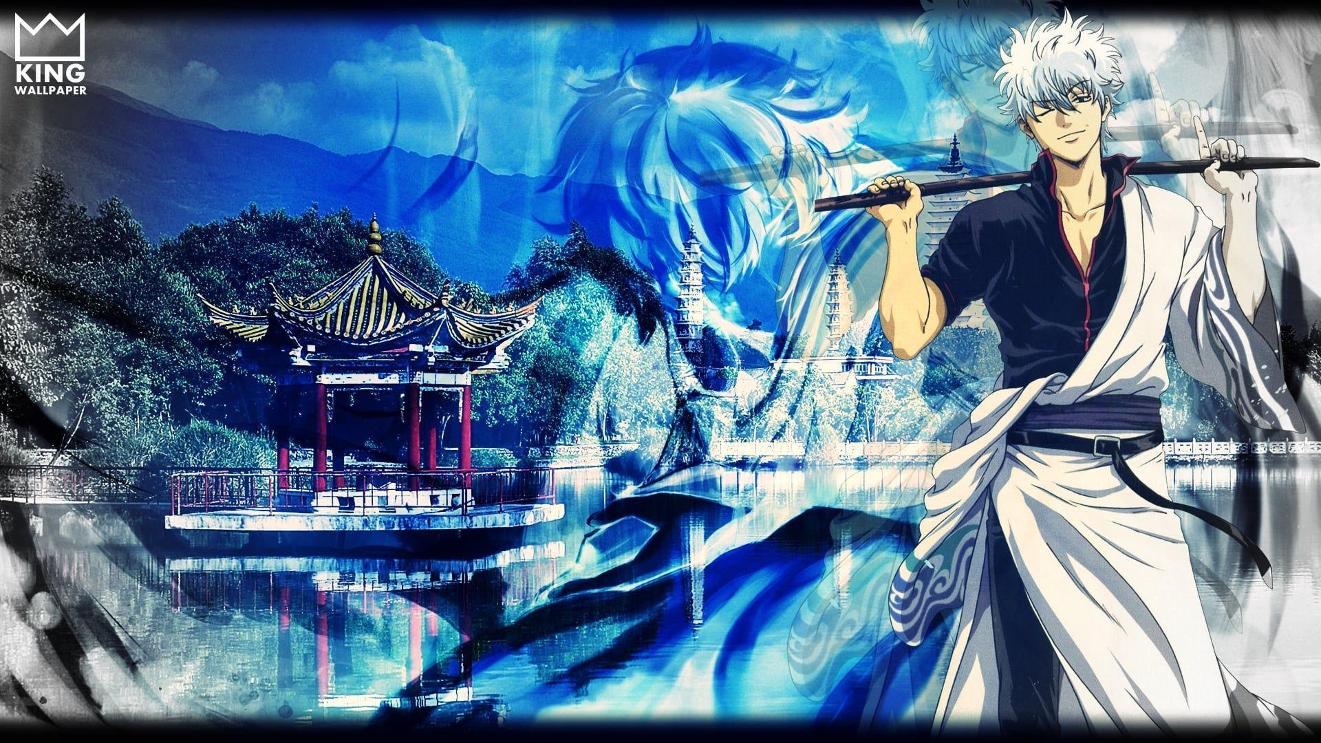 21+ Gintoki Sakata HD wallpapers High Quality