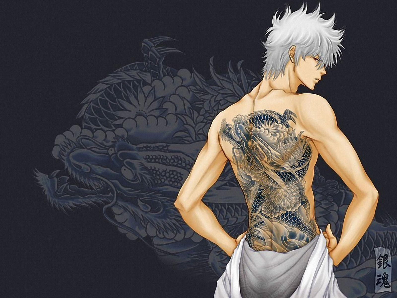 sakata gintoki Wallpapers