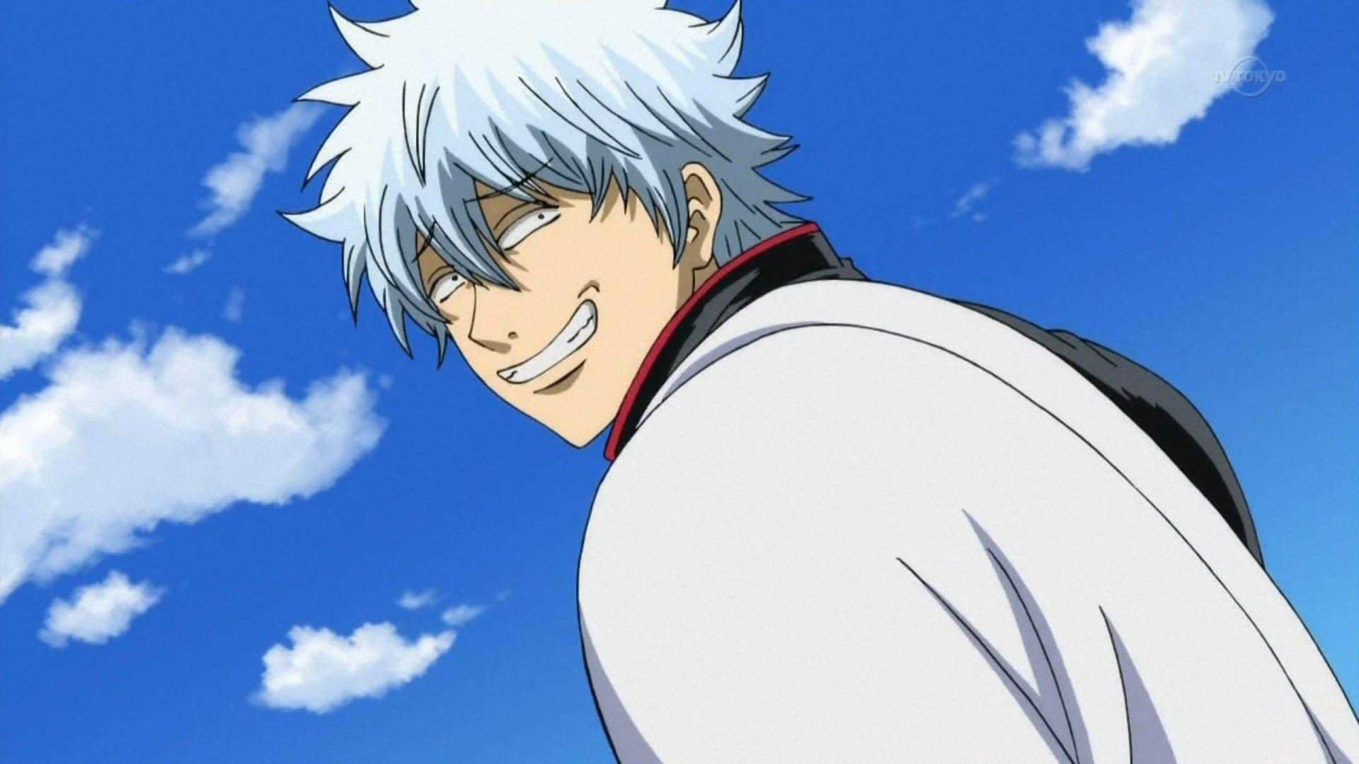 High Res Gintoki Wallpapers Alex Peled 23/06/2015