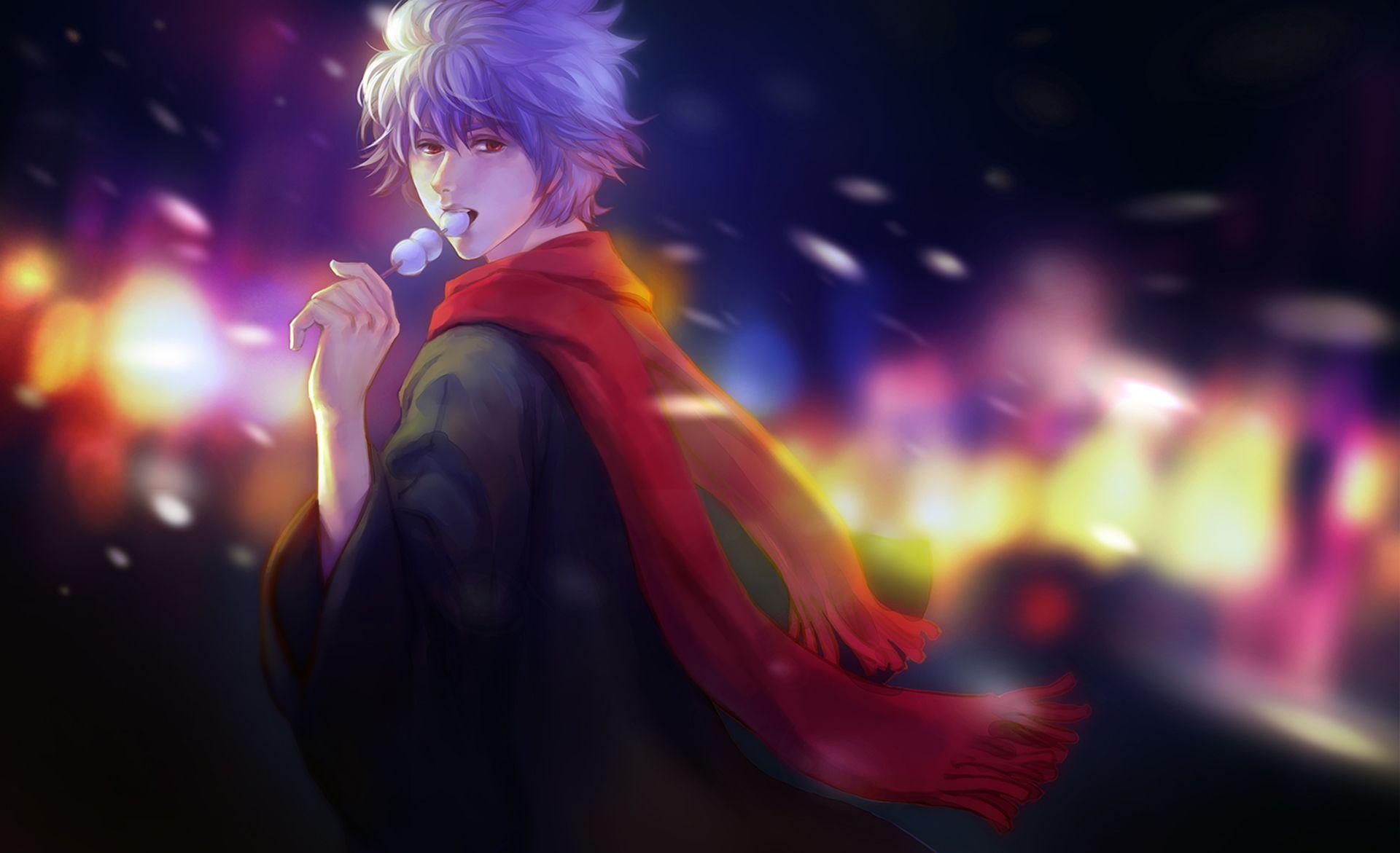 Gintoki Sakata Gintama 1321 HD Wallpapers