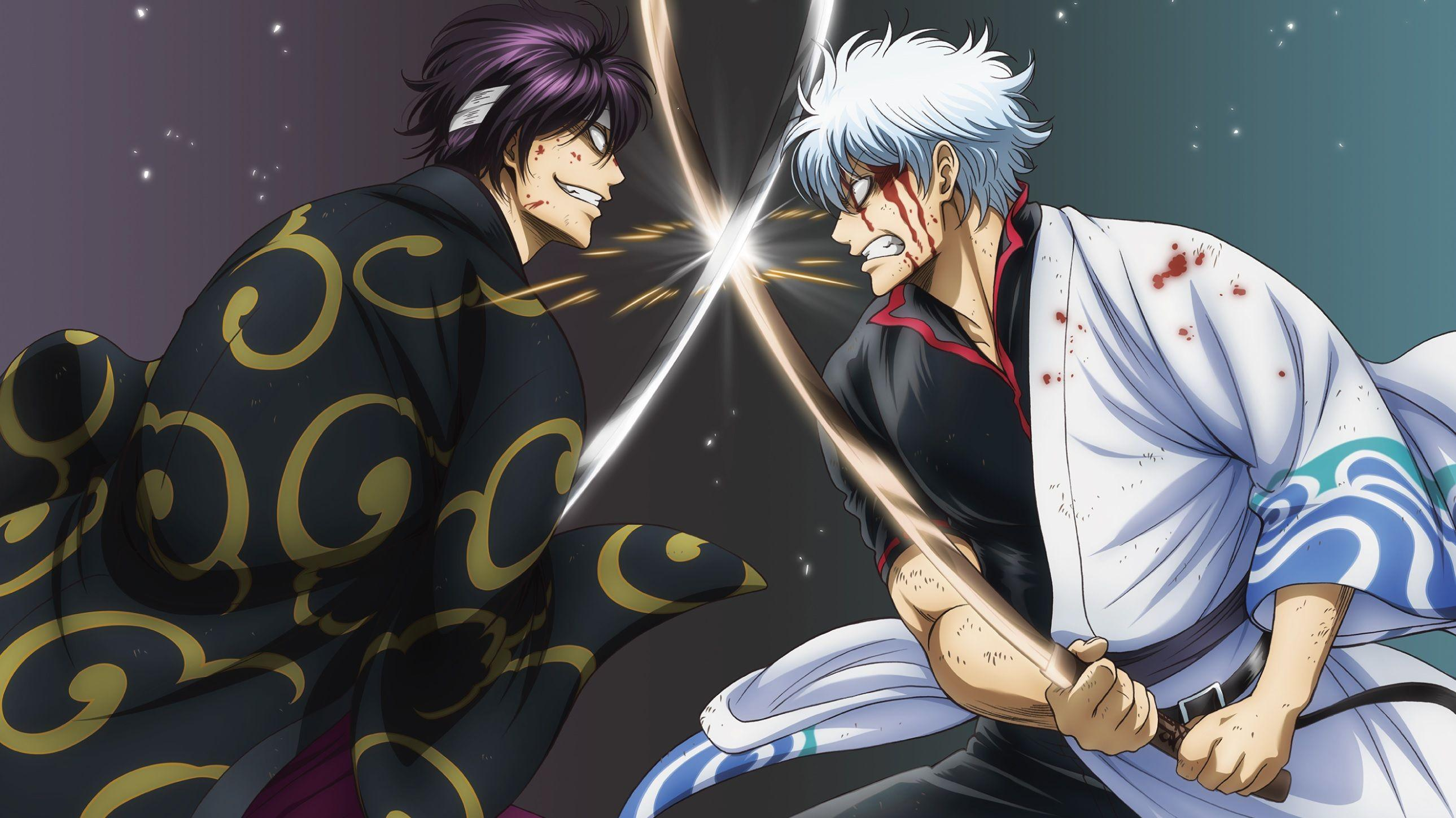 Shogun Assasin Arc Ultra resolution wallpapers : Gintama