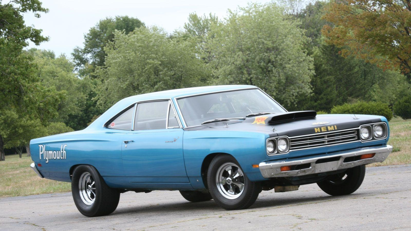 11 Plymouth Road Runner HD Wallpapers | Backgrounds - Wallpaper Abyss