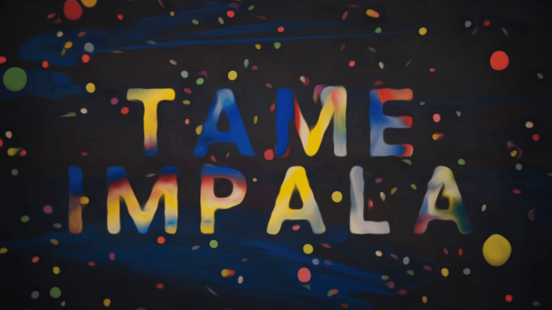 I made the Tame Impala wallpapers smoother in Photoshop, tell me if