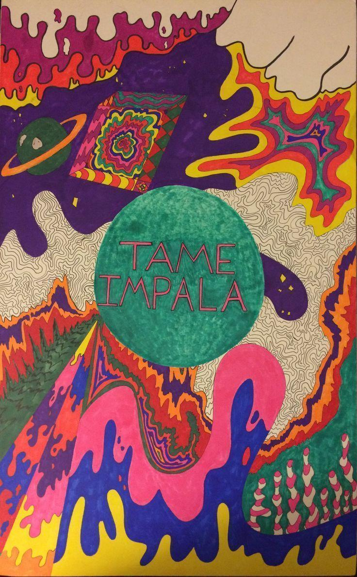 17 Best ideas about Tame Impala