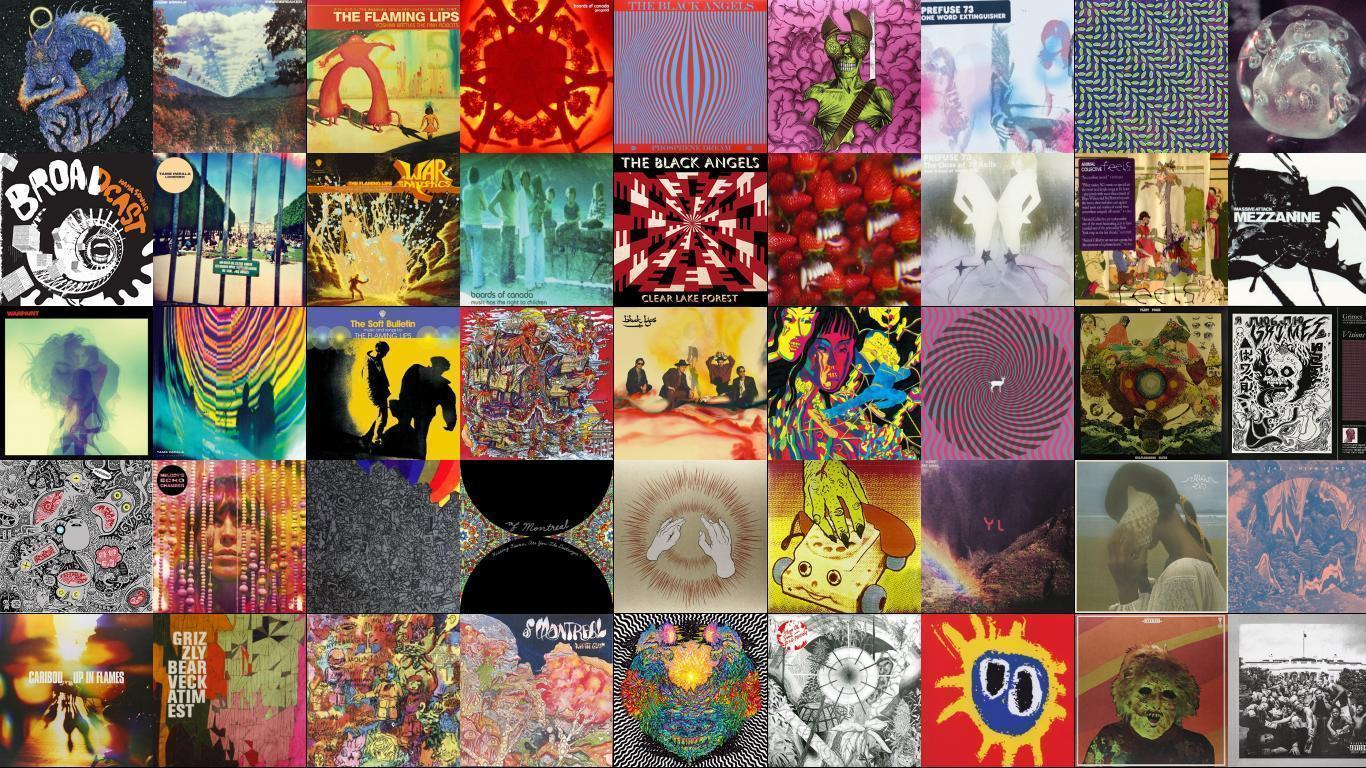 Fuzz Fuzz Tame Impala Innerspeaker Flaming Lips Yoshimi Wallpapers
