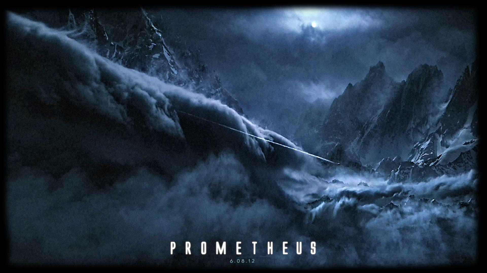 20 HD Wallpapers from Prometheus by Ridley Scott