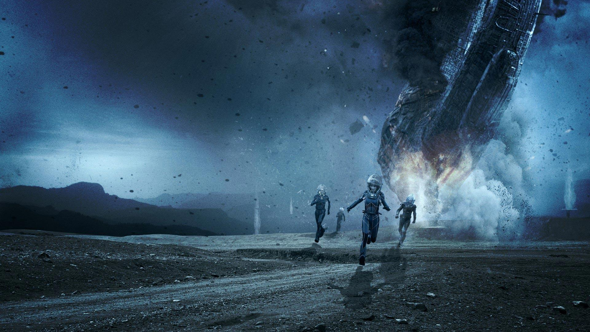 Prometheus Wallpapers HD Download