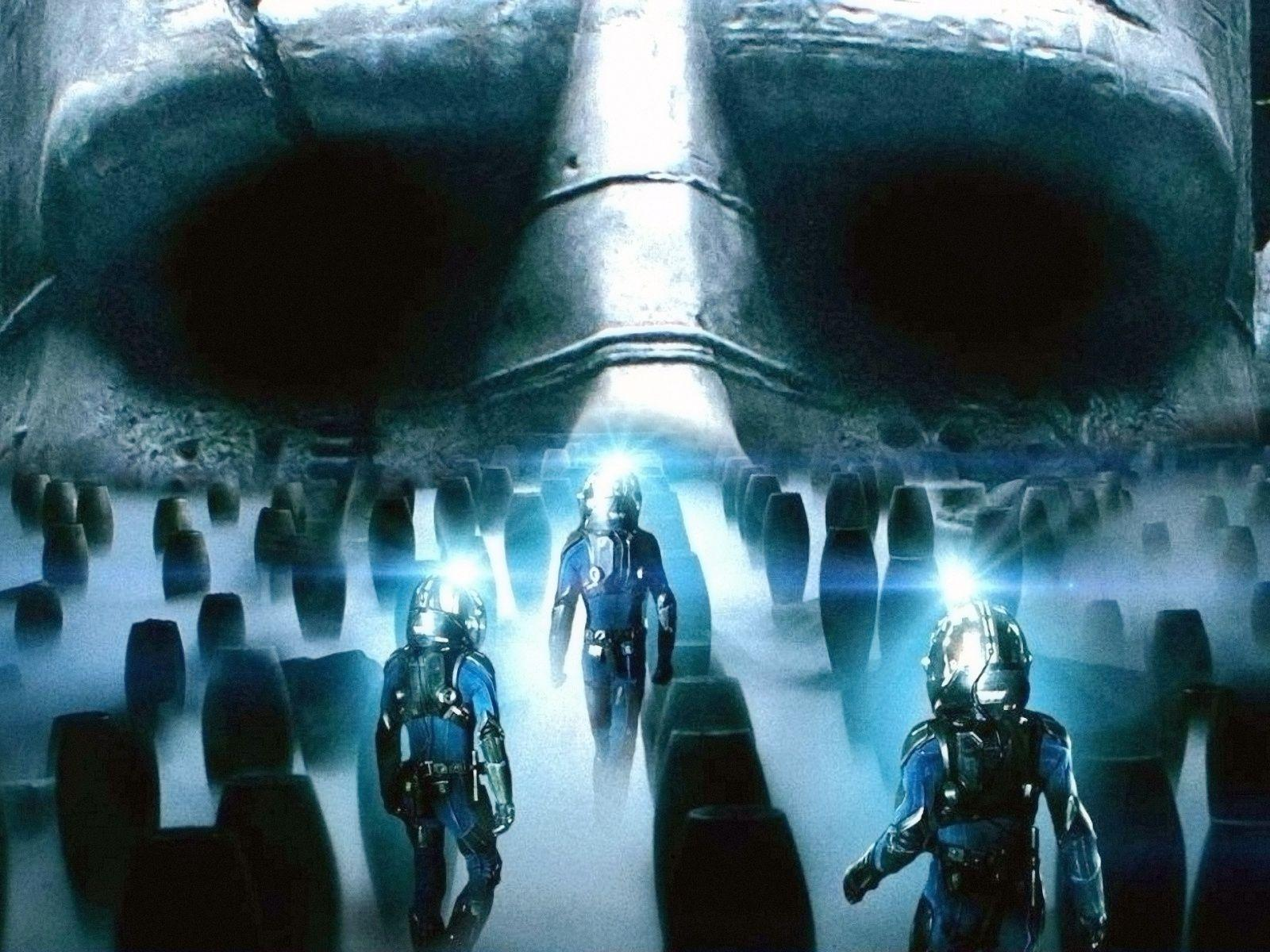 Prometheus: Directored by Ridley Scott Computer Wallpapers