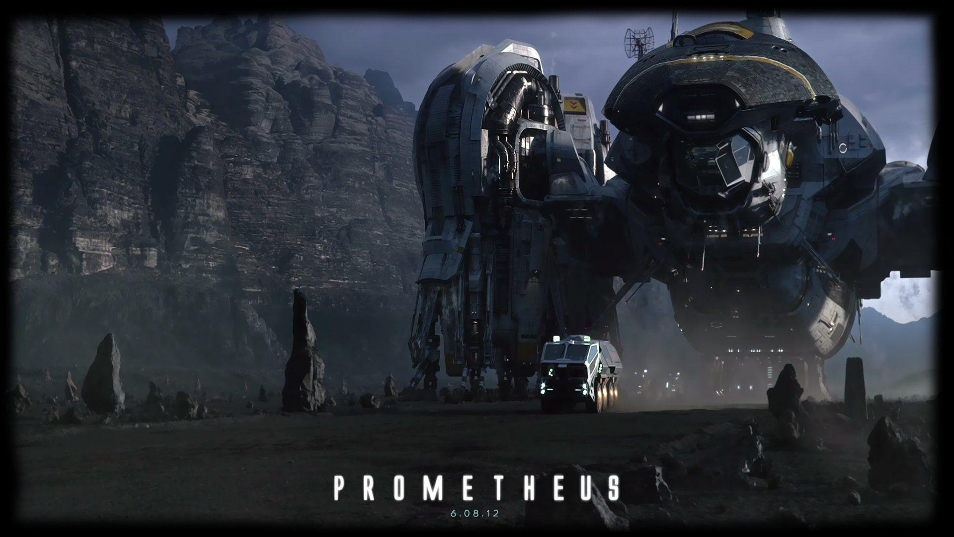 19 Prometheus HD Wallpapers